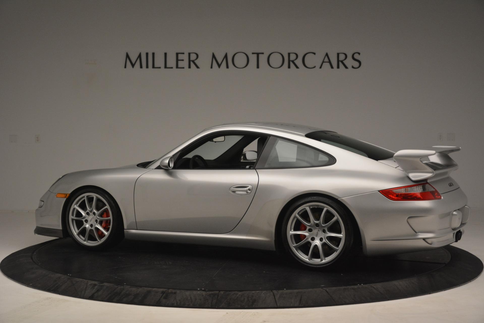 Used 2007 Porsche 911 GT3 For Sale In Greenwich, CT. Alfa Romeo of Greenwich, 7515A 3120_p4