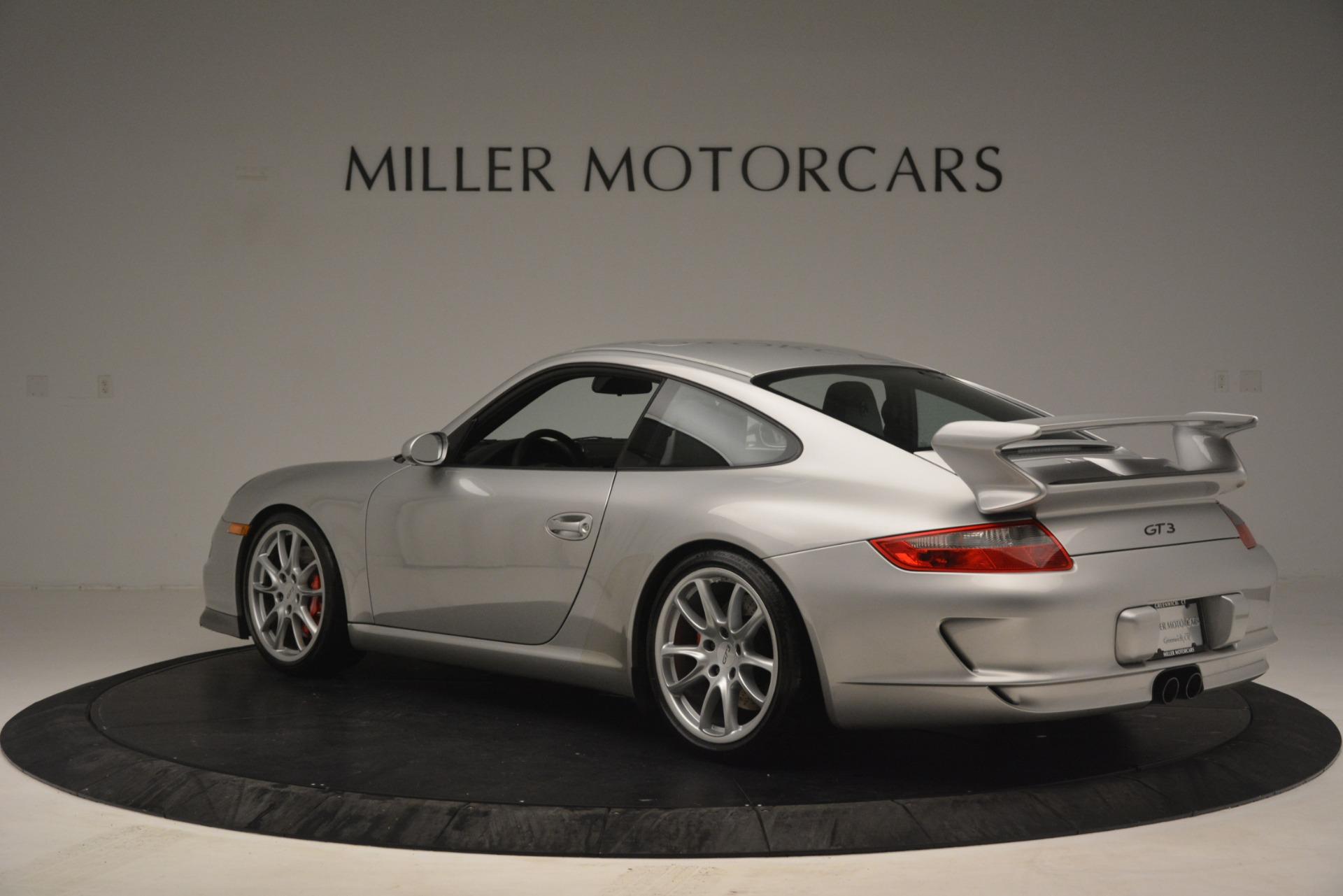 Used 2007 Porsche 911 GT3 For Sale In Greenwich, CT. Alfa Romeo of Greenwich, 7515A 3120_p5