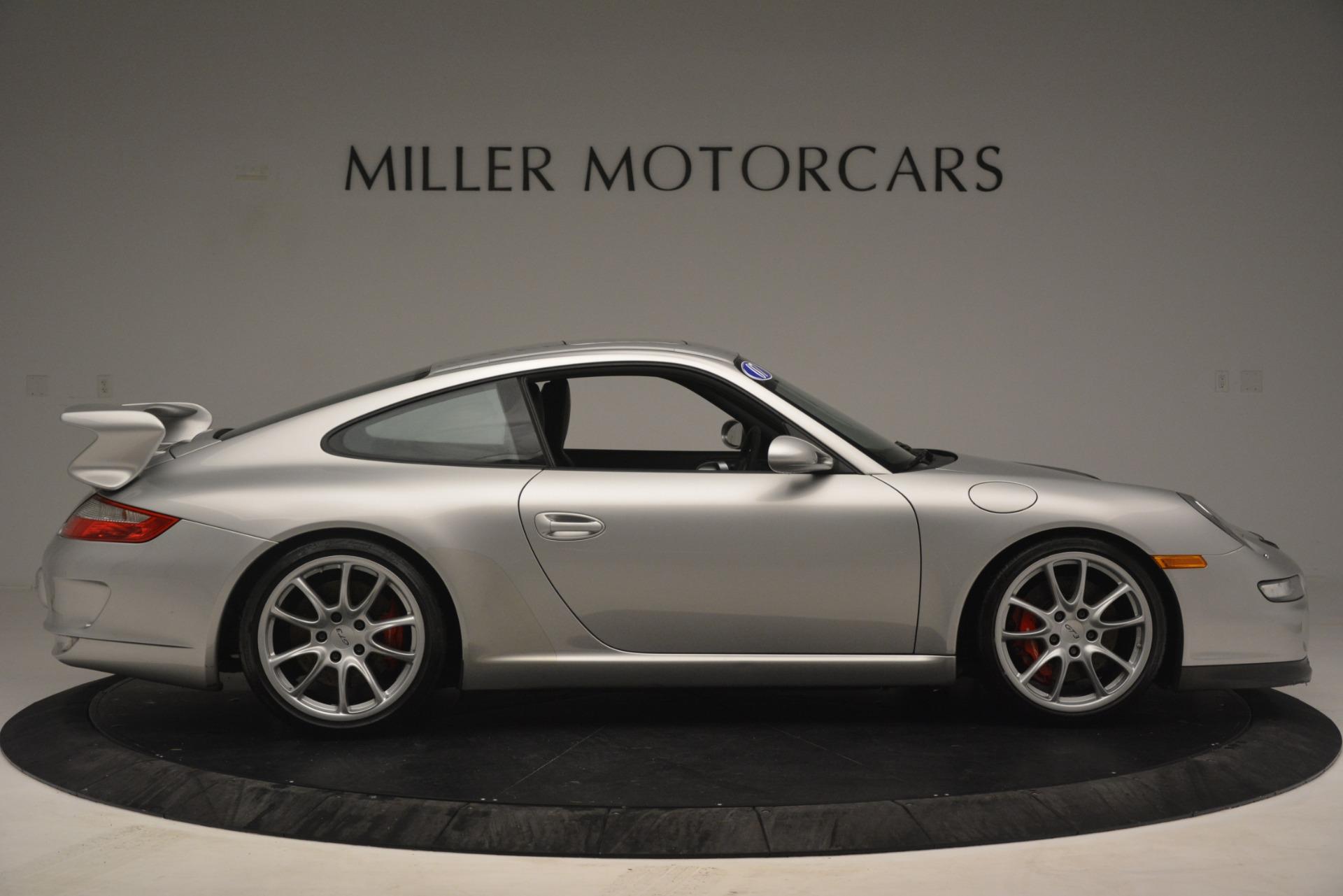 Used 2007 Porsche 911 GT3 For Sale In Greenwich, CT. Alfa Romeo of Greenwich, 7515A 3120_p9