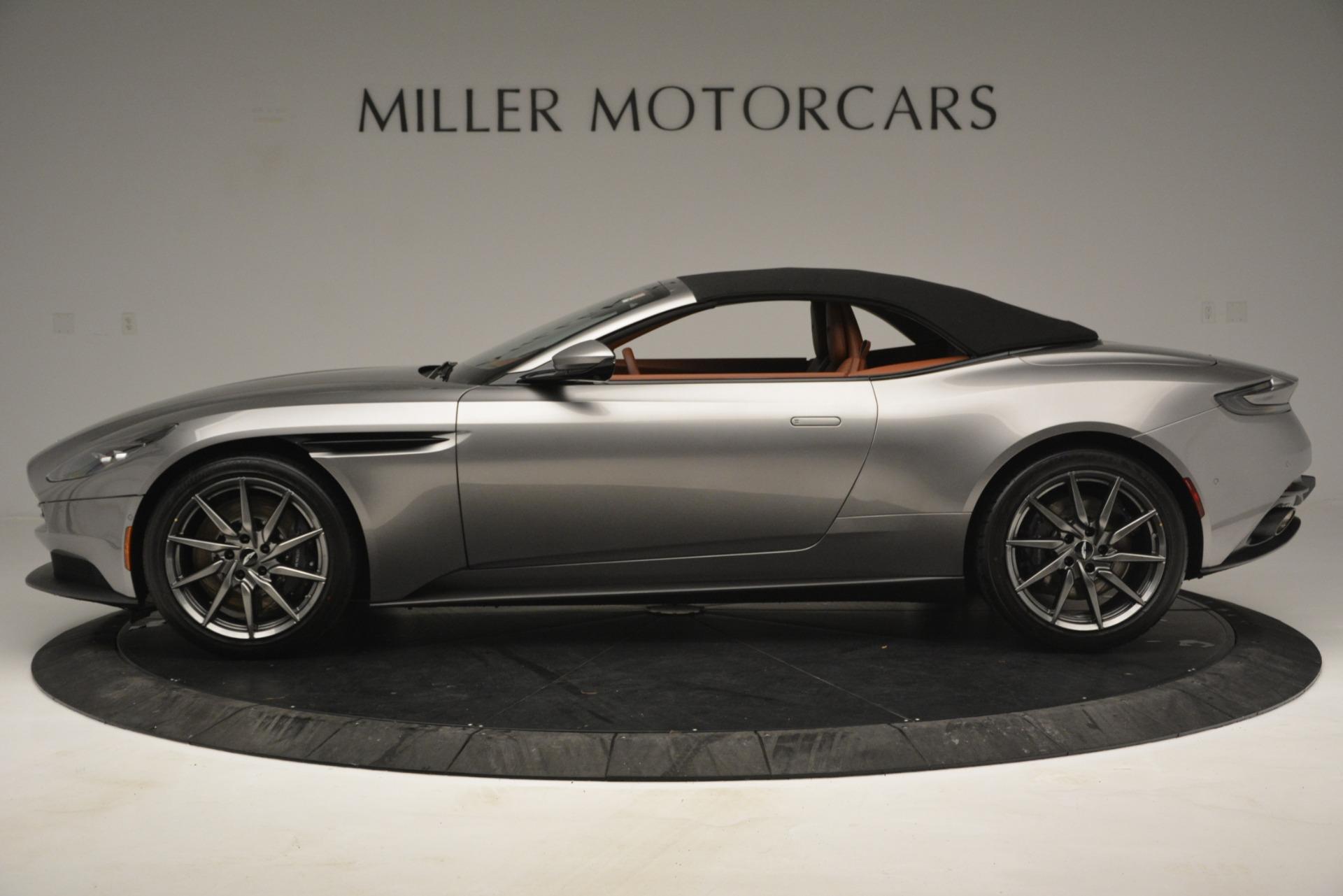 New 2019 Aston Martin DB11 V8 Convertible For Sale In Greenwich, CT. Alfa Romeo of Greenwich, A1333 3121_p14