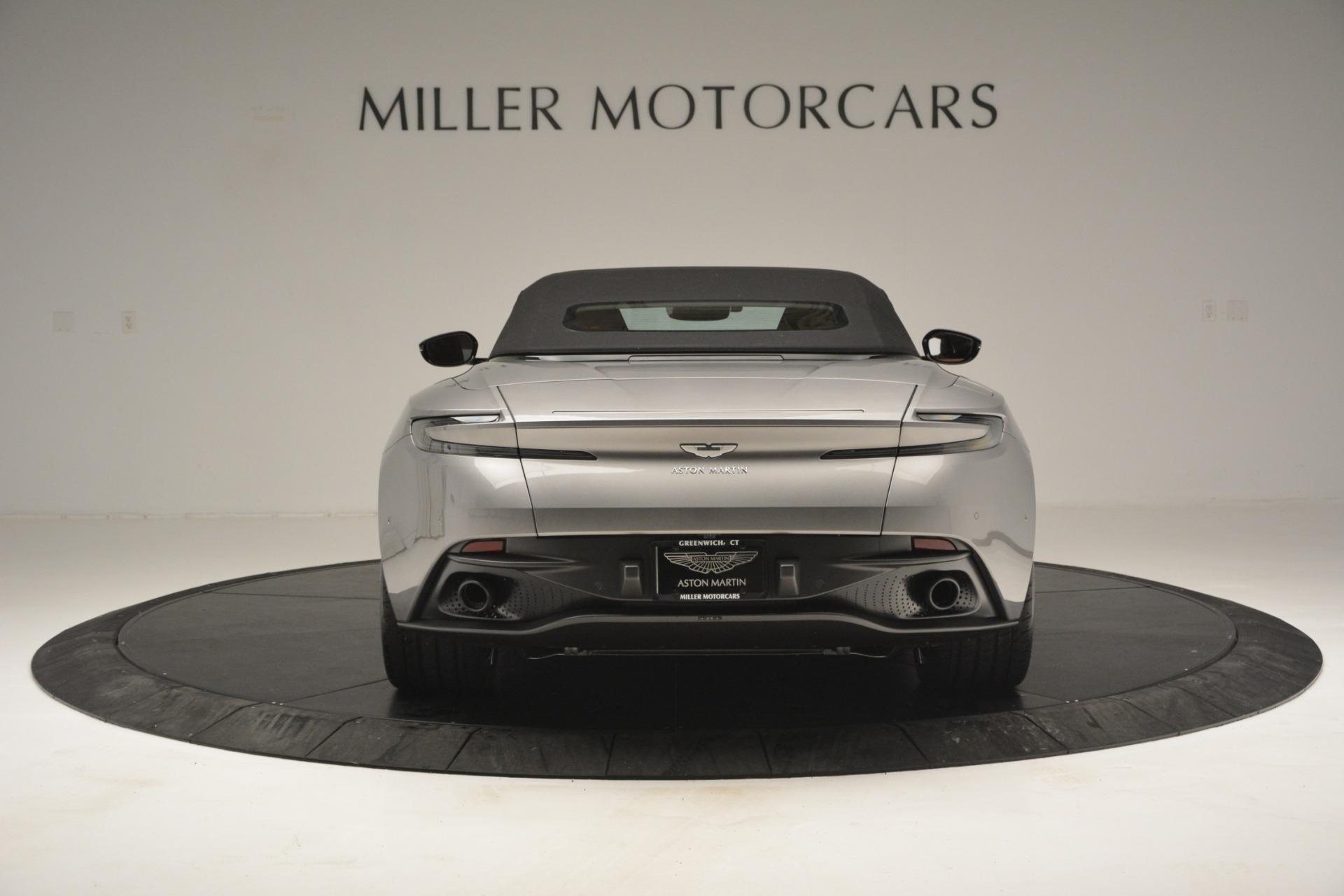 New 2019 Aston Martin DB11 V8 Convertible For Sale In Greenwich, CT. Alfa Romeo of Greenwich, A1333 3121_p17