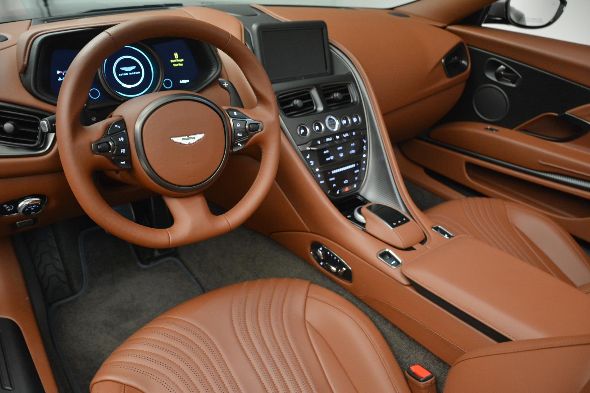 New 2019 Aston Martin DB11 V8 Convertible For Sale In Greenwich, CT. Alfa Romeo of Greenwich, A1333 3121_p18