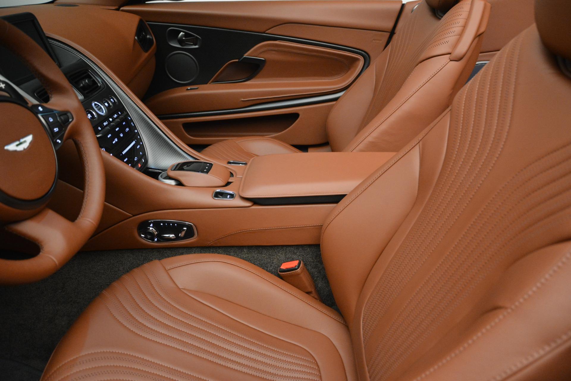 New 2019 Aston Martin DB11 V8 Convertible For Sale In Greenwich, CT. Alfa Romeo of Greenwich, A1333 3121_p19