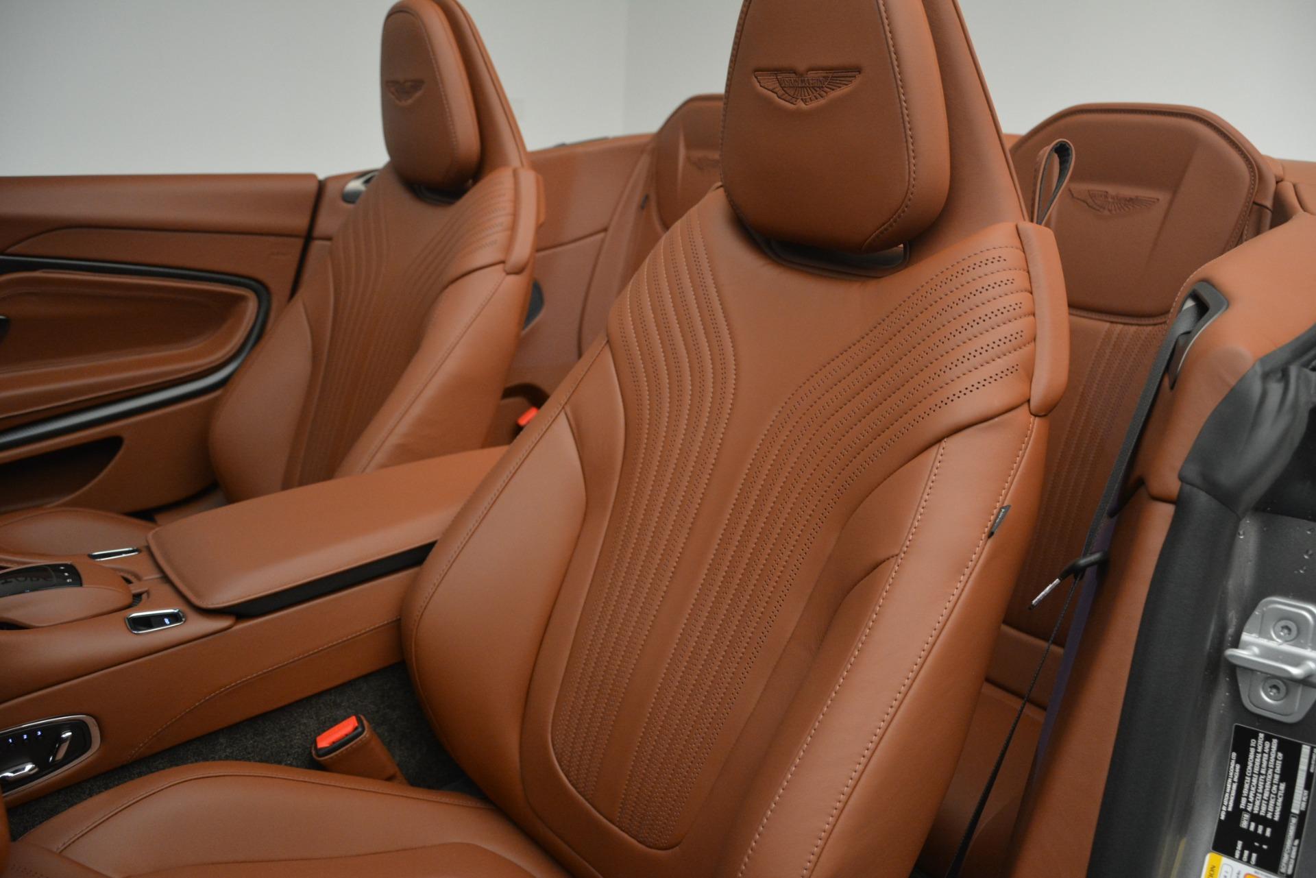 New 2019 Aston Martin DB11 V8 Convertible For Sale In Greenwich, CT. Alfa Romeo of Greenwich, A1333 3121_p20