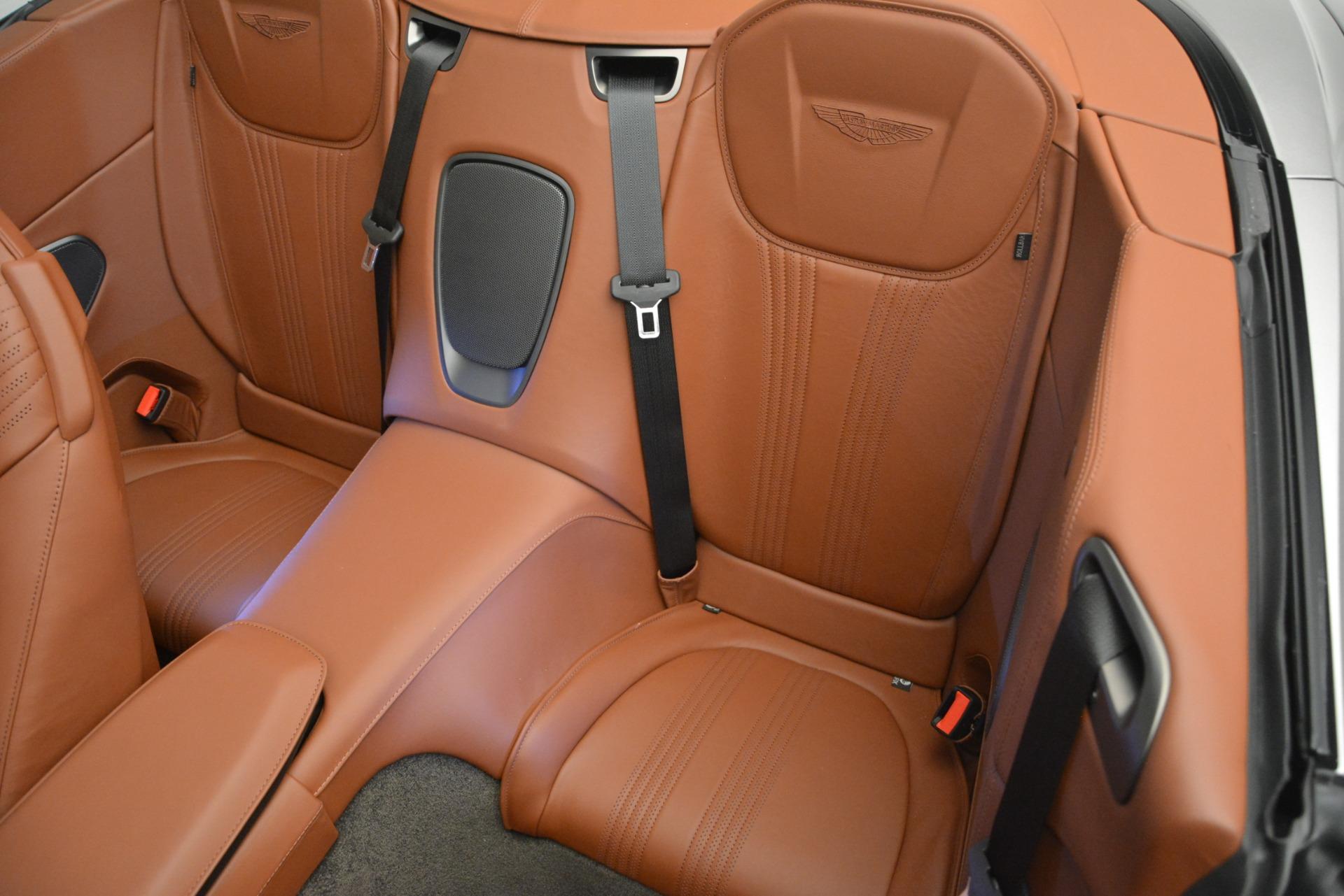 New 2019 Aston Martin DB11 V8 Convertible For Sale In Greenwich, CT. Alfa Romeo of Greenwich, A1333 3121_p21