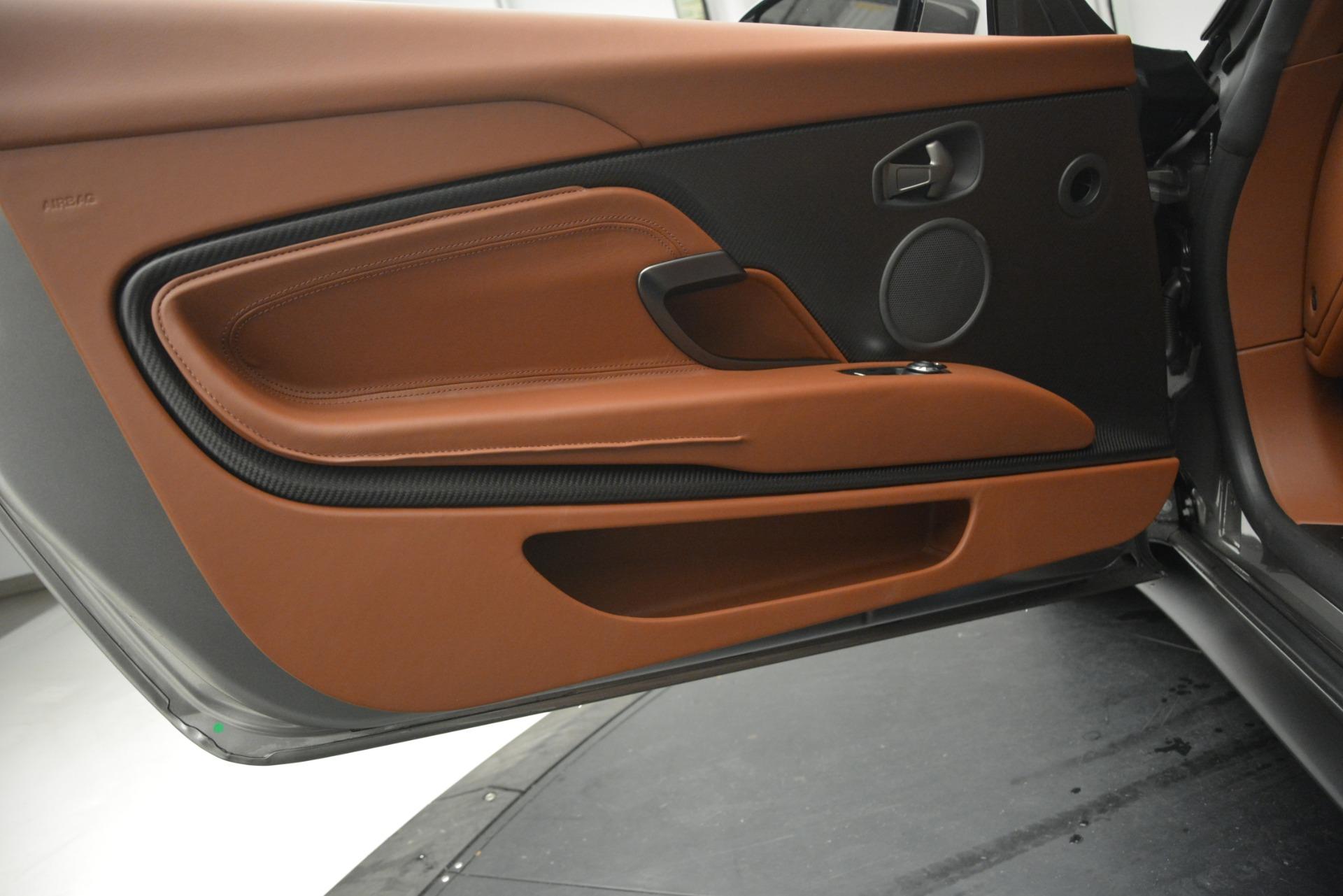 New 2019 Aston Martin DB11 V8 Convertible For Sale In Greenwich, CT. Alfa Romeo of Greenwich, A1333 3121_p22