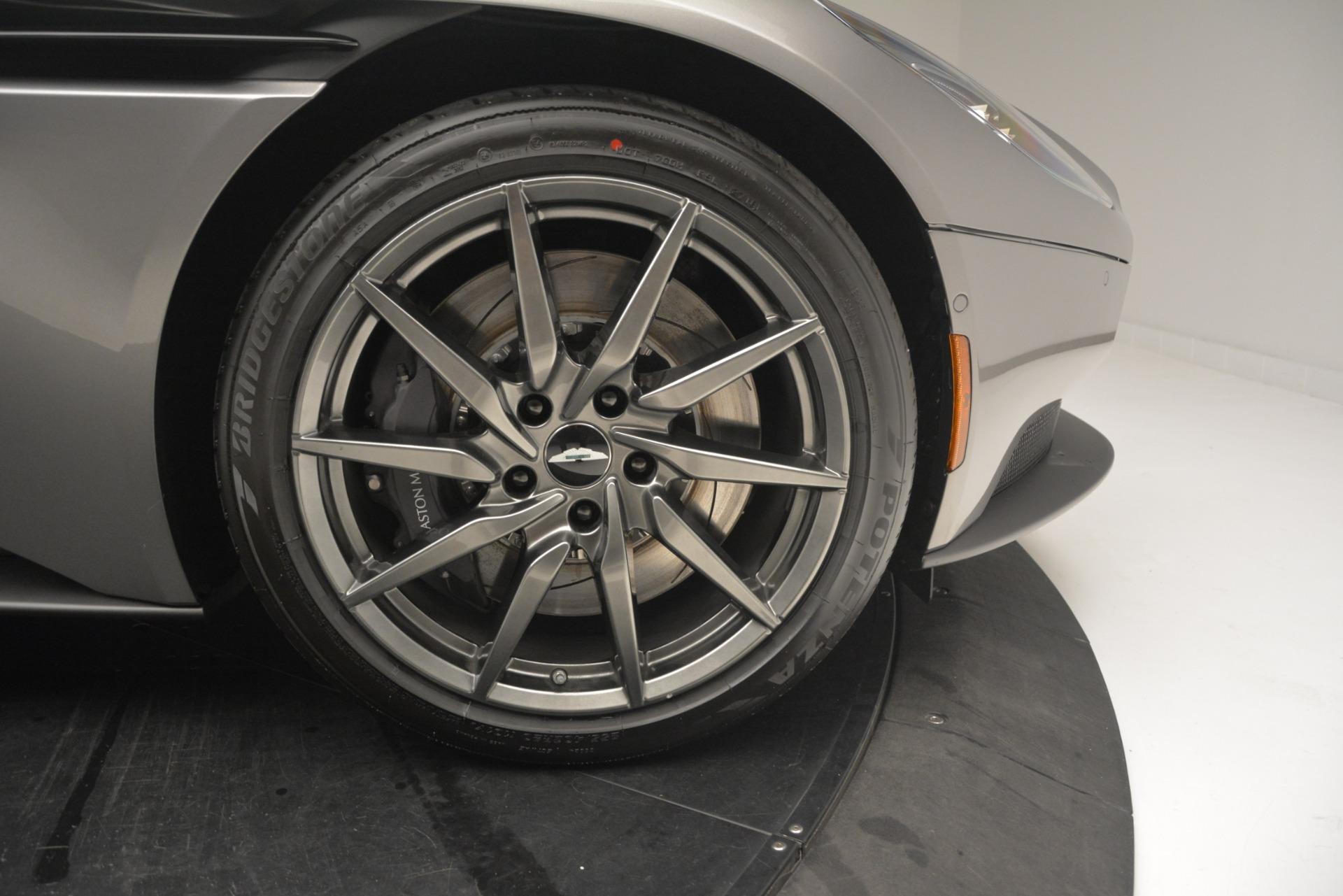 New 2019 Aston Martin DB11 V8 Convertible For Sale In Greenwich, CT. Alfa Romeo of Greenwich, A1333 3121_p23