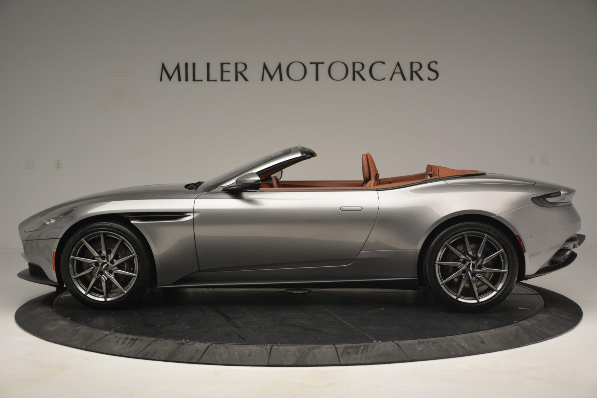 New 2019 Aston Martin DB11 V8 Convertible For Sale In Greenwich, CT. Alfa Romeo of Greenwich, A1333 3121_p3