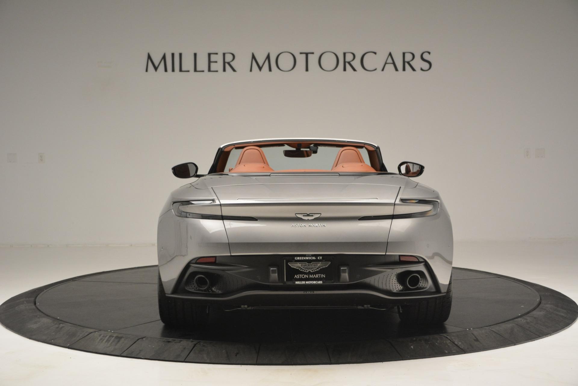 New 2019 Aston Martin DB11 V8 Convertible For Sale In Greenwich, CT. Alfa Romeo of Greenwich, A1333 3121_p6