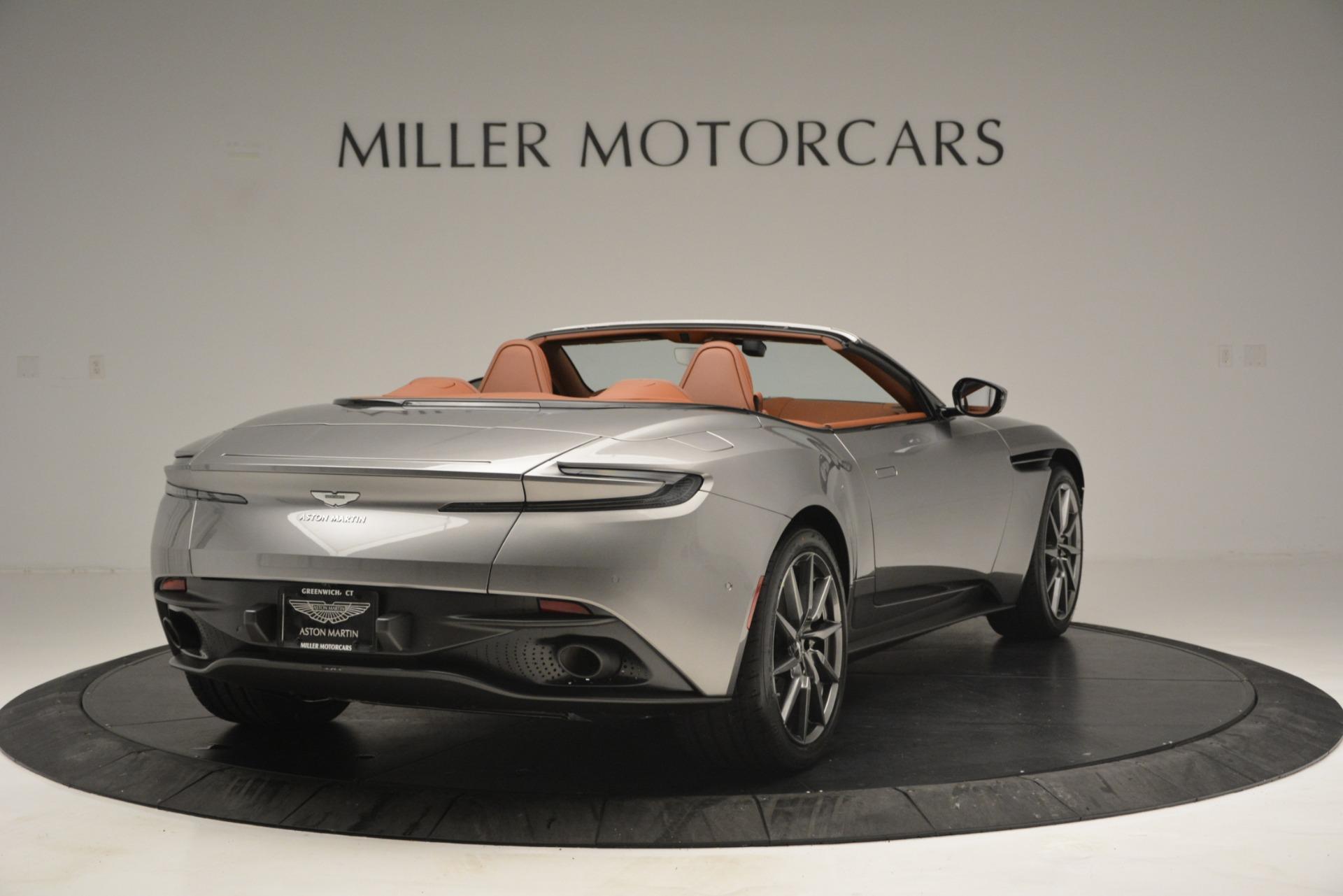 New 2019 Aston Martin DB11 V8 Convertible For Sale In Greenwich, CT. Alfa Romeo of Greenwich, A1333 3121_p7
