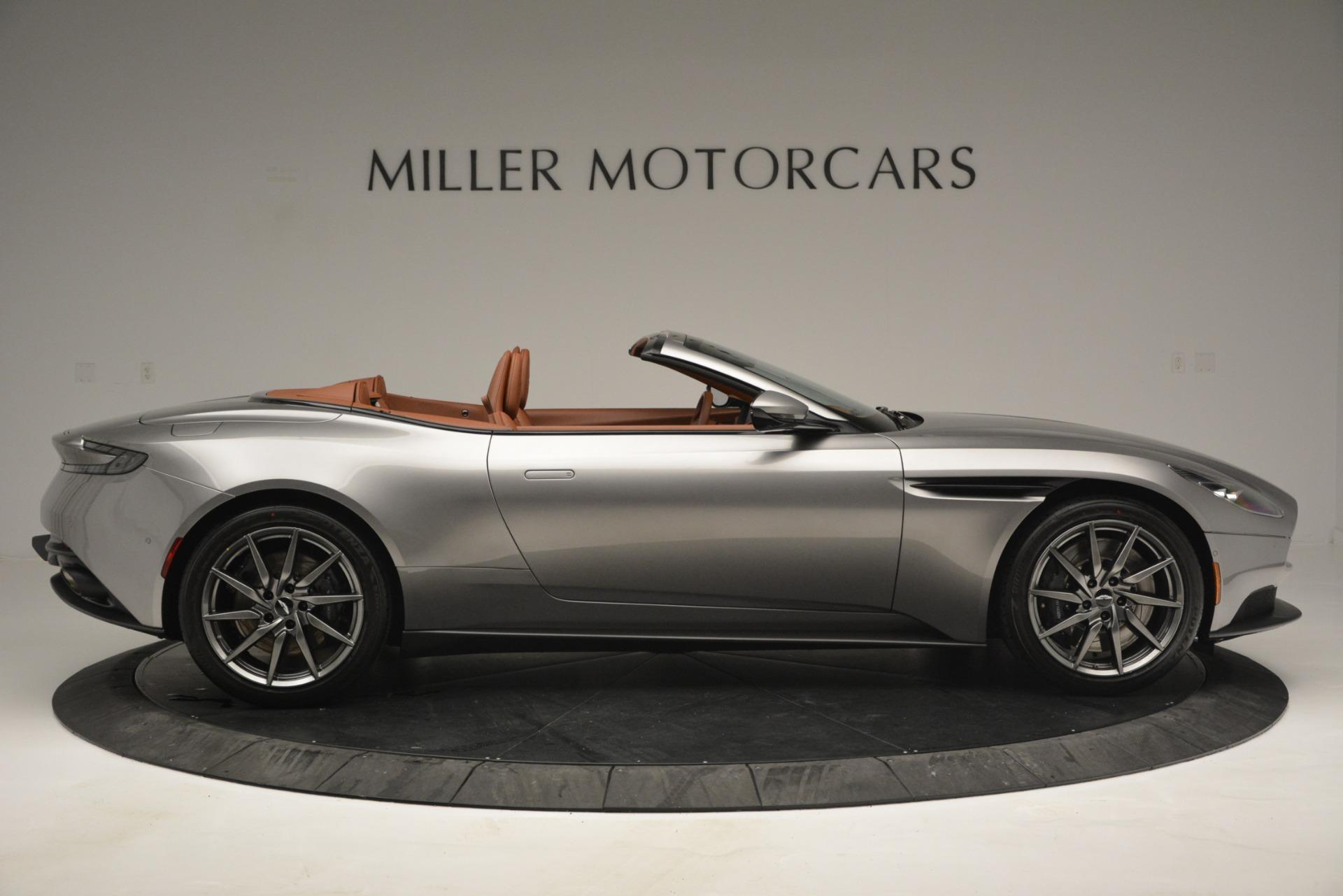 New 2019 Aston Martin DB11 V8 Convertible For Sale In Greenwich, CT. Alfa Romeo of Greenwich, A1333 3121_p9