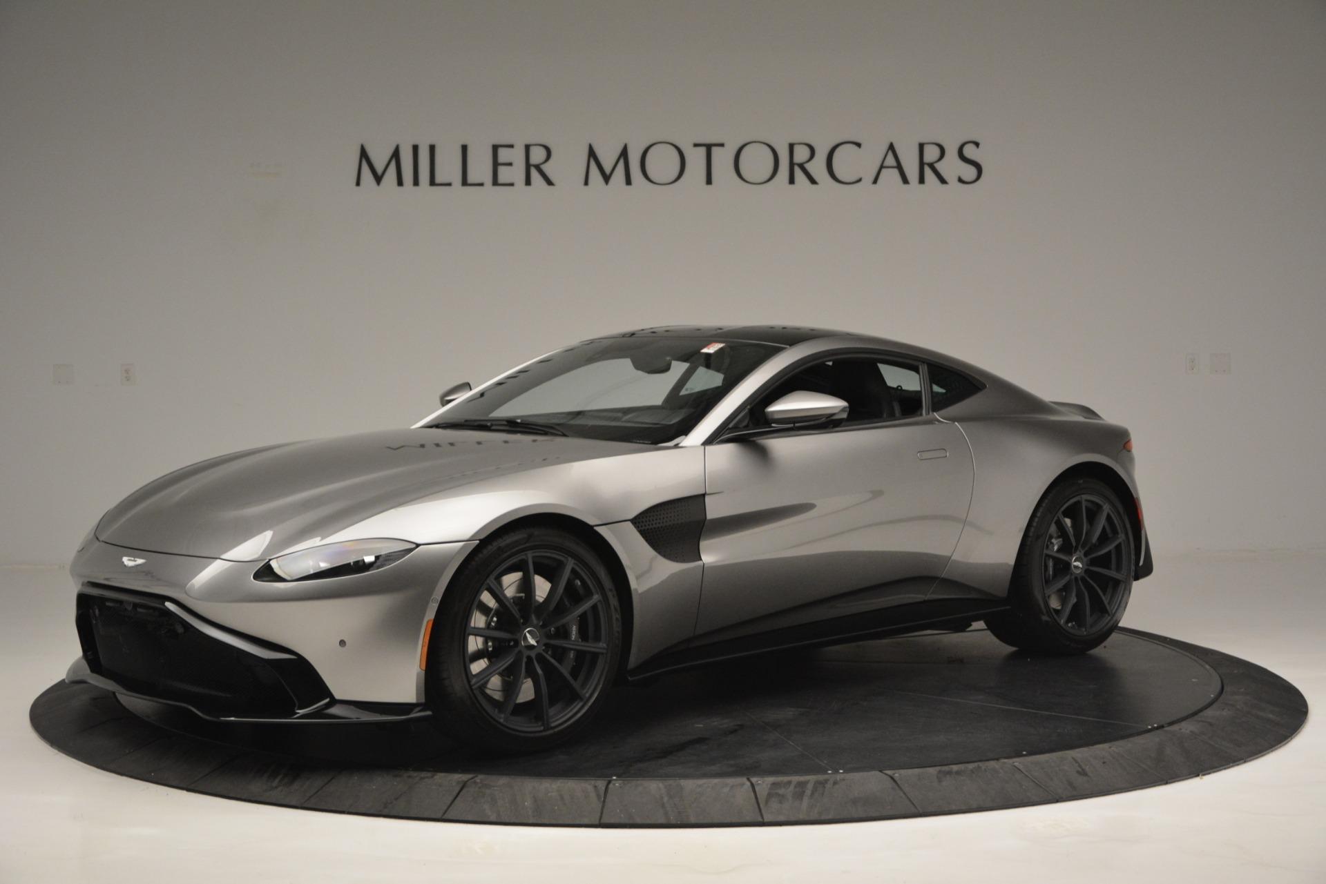 New 2019 Aston Martin Vantage Coupe For Sale In Greenwich, CT. Alfa Romeo of Greenwich, A1335 3122_main