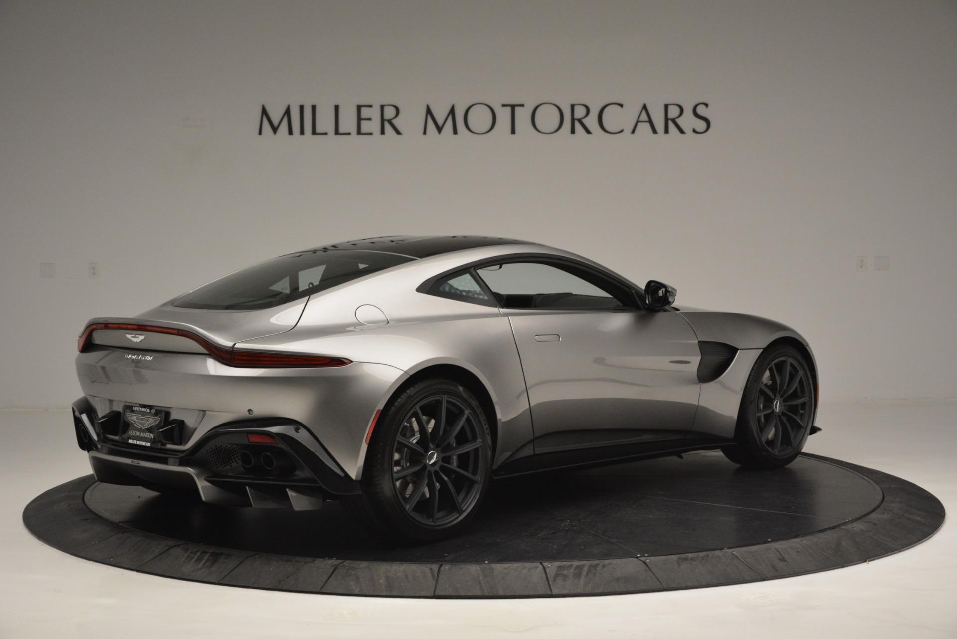 New 2019 Aston Martin Vantage Coupe For Sale In Greenwich, CT. Alfa Romeo of Greenwich, A1335 3122_p8