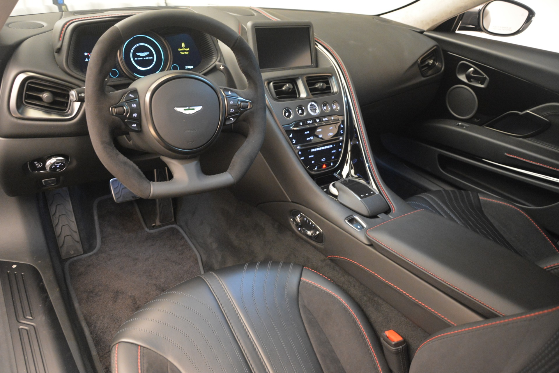 New 2019 Aston Martin DB11 V12 AMR Coupe For Sale In Greenwich, CT. Alfa Romeo of Greenwich, A1366 3123_p13