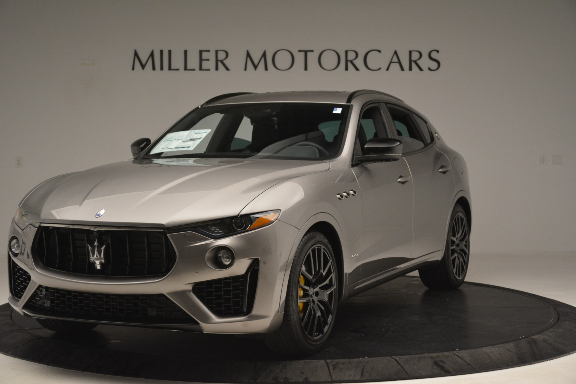 New 2019 Maserati Levante S Q4 GranSport For Sale In Greenwich, CT. Alfa Romeo of Greenwich, M2292