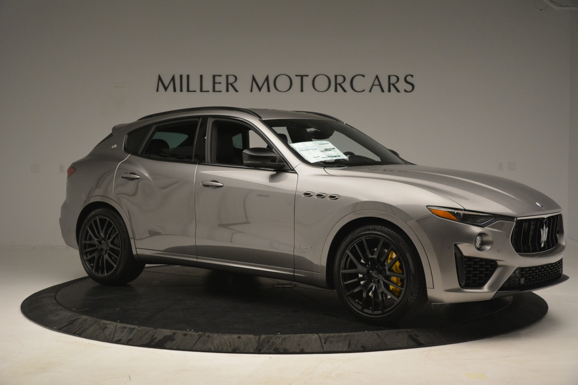 New 2019 Maserati Levante S Q4 GranSport For Sale In Greenwich, CT. Alfa Romeo of Greenwich, M2292 3126_p10