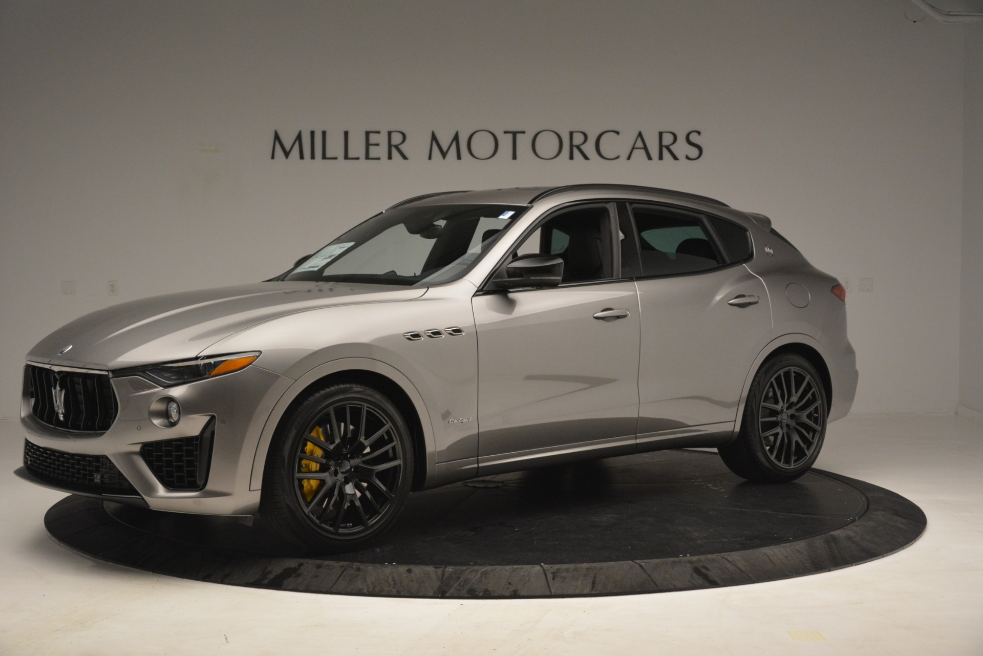 New 2019 Maserati Levante S Q4 GranSport For Sale In Greenwich, CT. Alfa Romeo of Greenwich, M2292 3126_p2