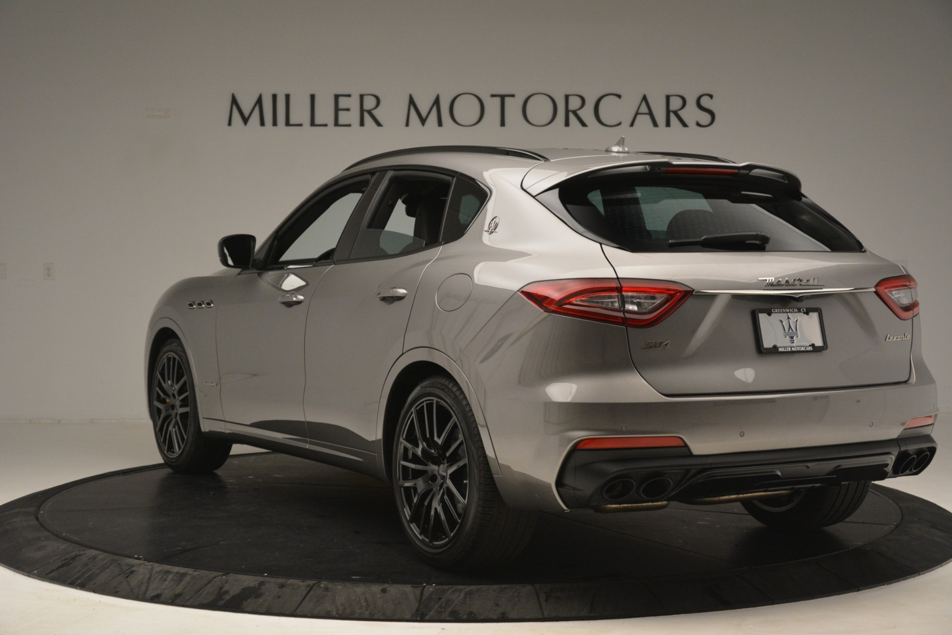 New 2019 Maserati Levante S Q4 GranSport For Sale In Greenwich, CT. Alfa Romeo of Greenwich, M2292 3126_p5