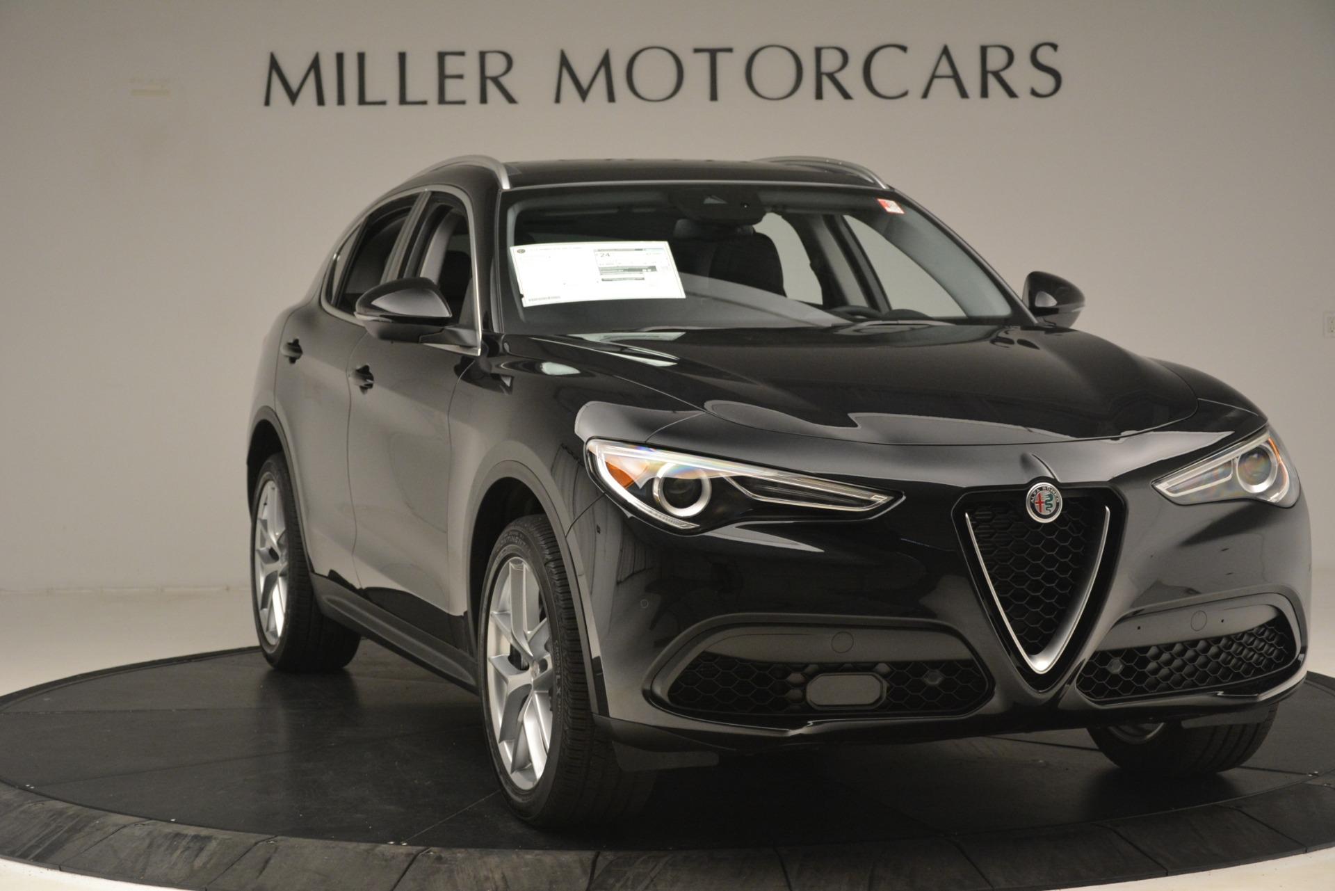 New 2019 Alfa Romeo Stelvio Ti Q4 For Sale In Greenwich, CT. Alfa Romeo of Greenwich, LW317 3127_p11