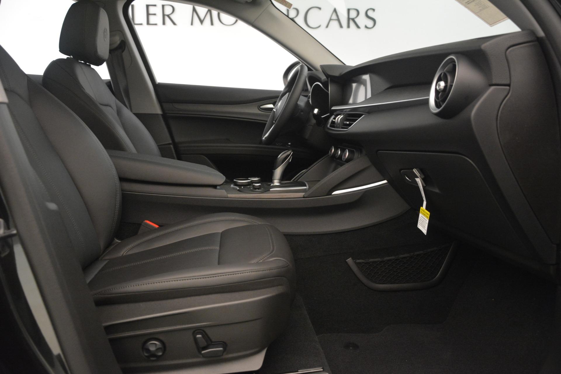 New 2019 Alfa Romeo Stelvio Ti Q4 For Sale In Greenwich, CT. Alfa Romeo of Greenwich, LW317 3127_p22