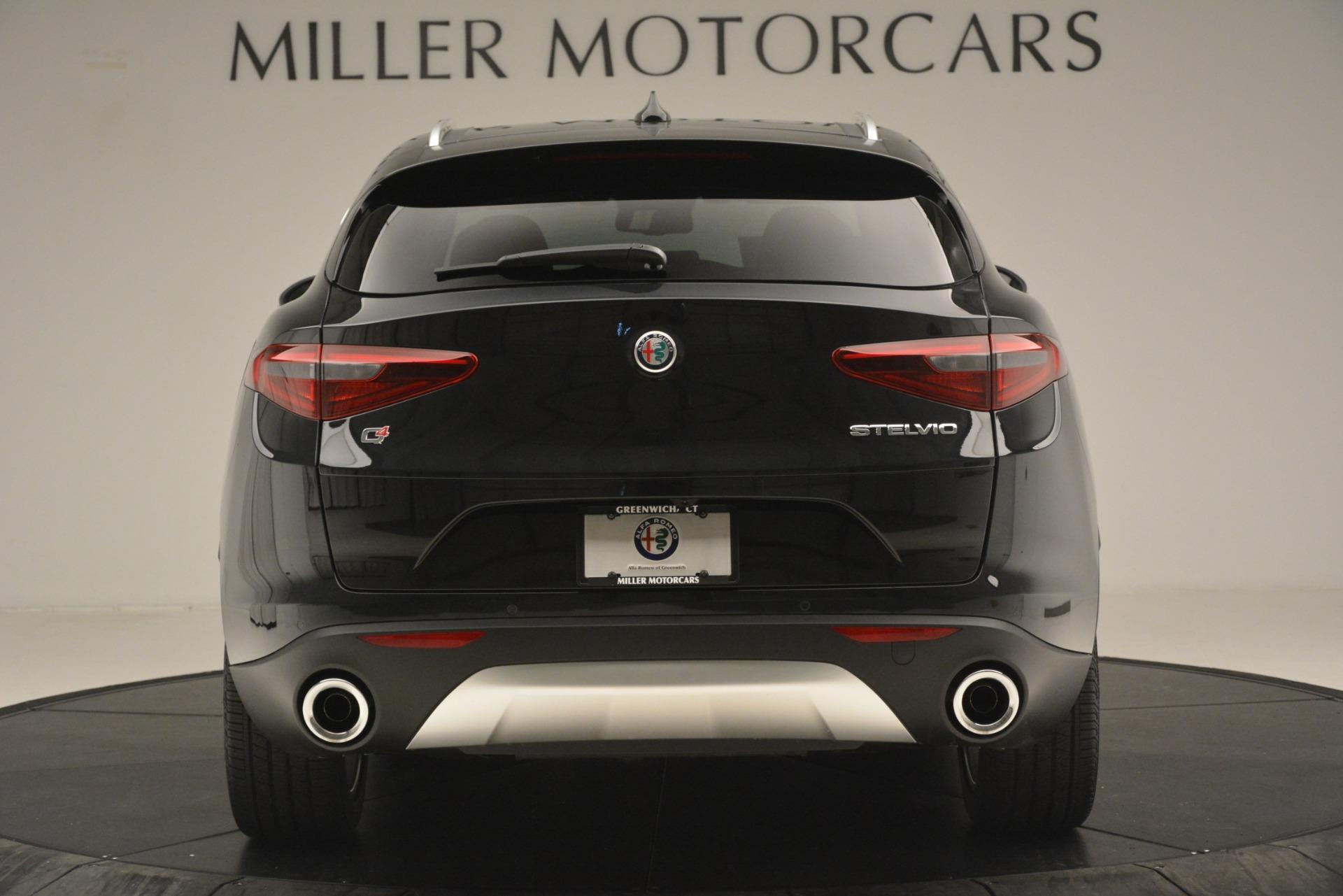 New 2019 Alfa Romeo Stelvio Ti Q4 For Sale In Greenwich, CT. Alfa Romeo of Greenwich, LW317 3127_p6