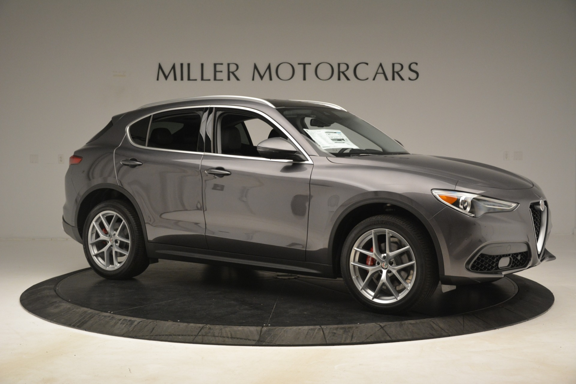 New 2019 Alfa Romeo Stelvio Ti Lusso Q4 For Sale In Greenwich, CT. Alfa Romeo of Greenwich, L614 3129_p10