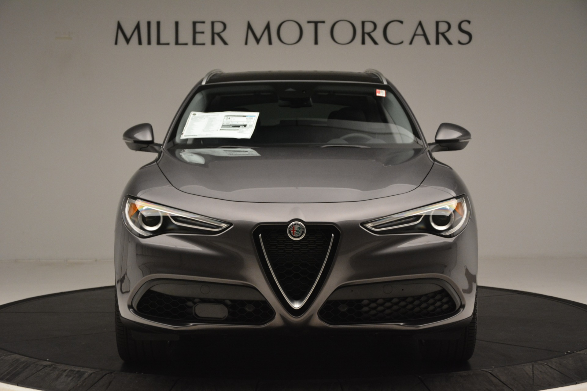 New 2019 Alfa Romeo Stelvio Ti Lusso Q4 For Sale In Greenwich, CT. Alfa Romeo of Greenwich, L614 3129_p12