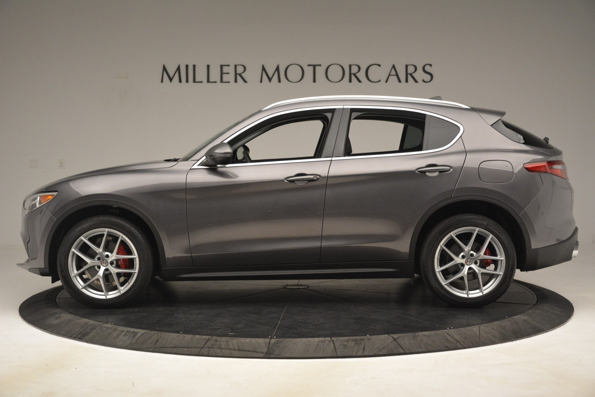 New 2019 Alfa Romeo Stelvio Ti Lusso Q4 For Sale In Greenwich, CT. Alfa Romeo of Greenwich, L614 3129_p3