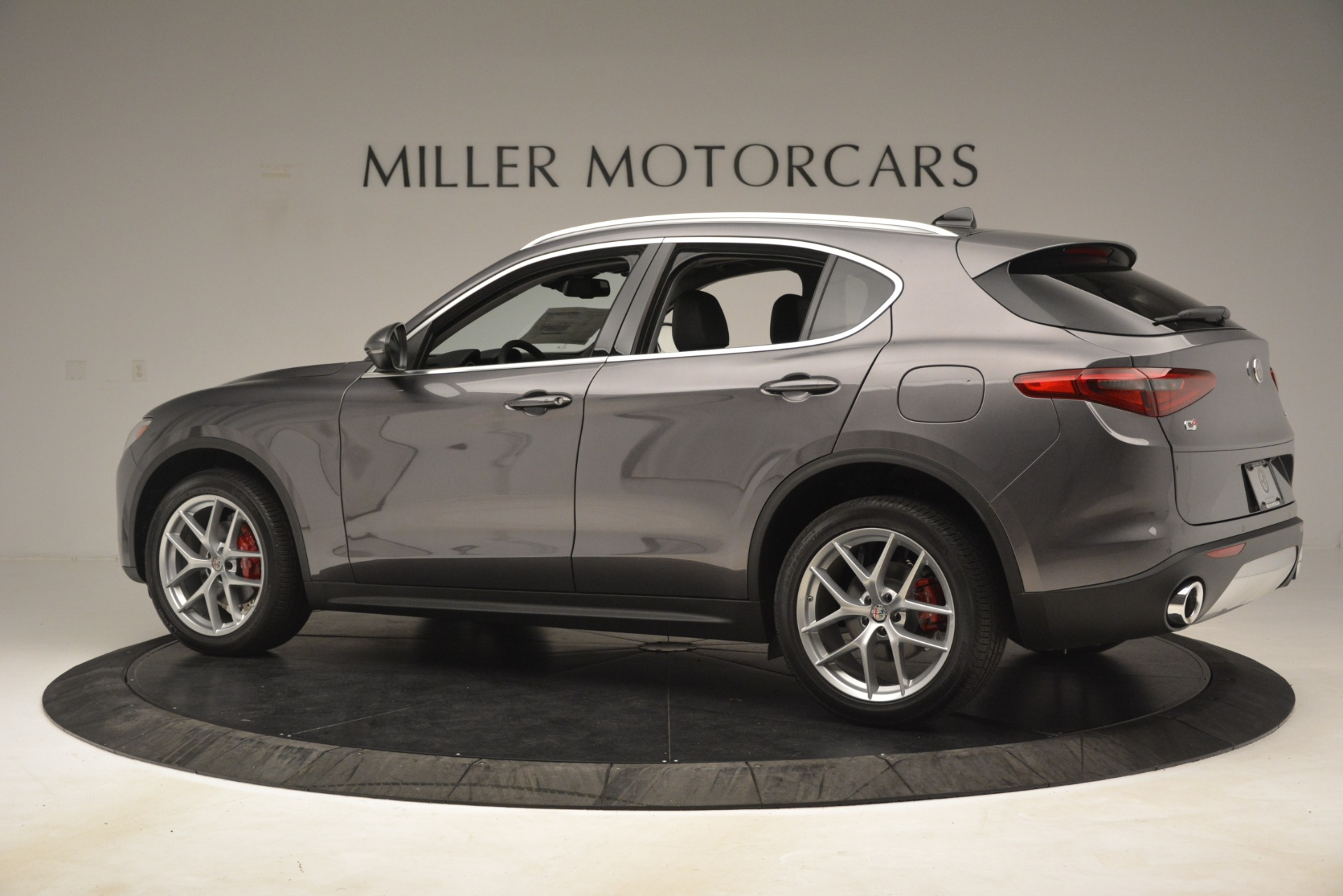 New 2019 Alfa Romeo Stelvio Ti Lusso Q4 For Sale In Greenwich, CT. Alfa Romeo of Greenwich, L614 3129_p4