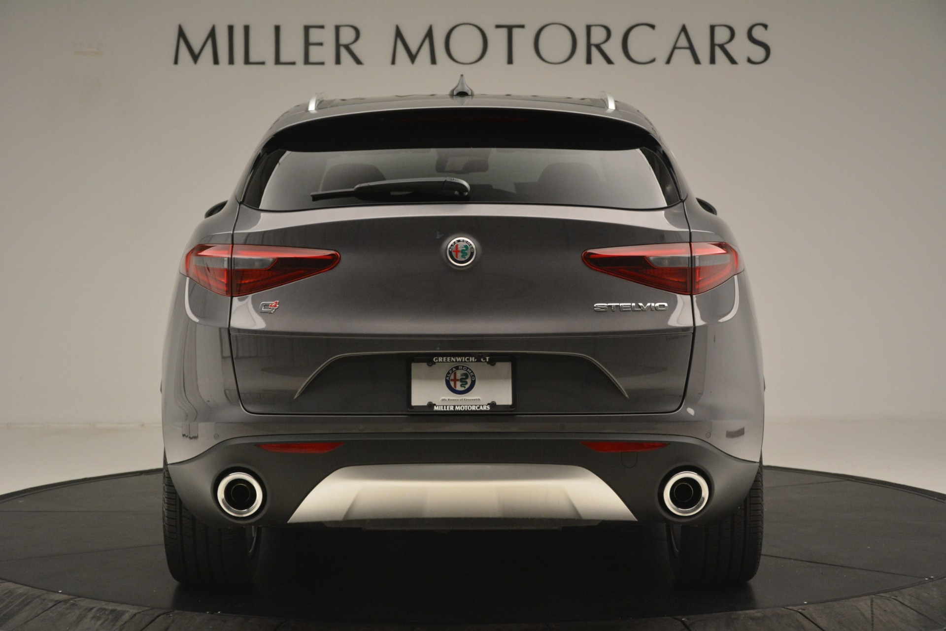 New 2019 Alfa Romeo Stelvio Ti Lusso Q4 For Sale In Greenwich, CT. Alfa Romeo of Greenwich, L614 3129_p6