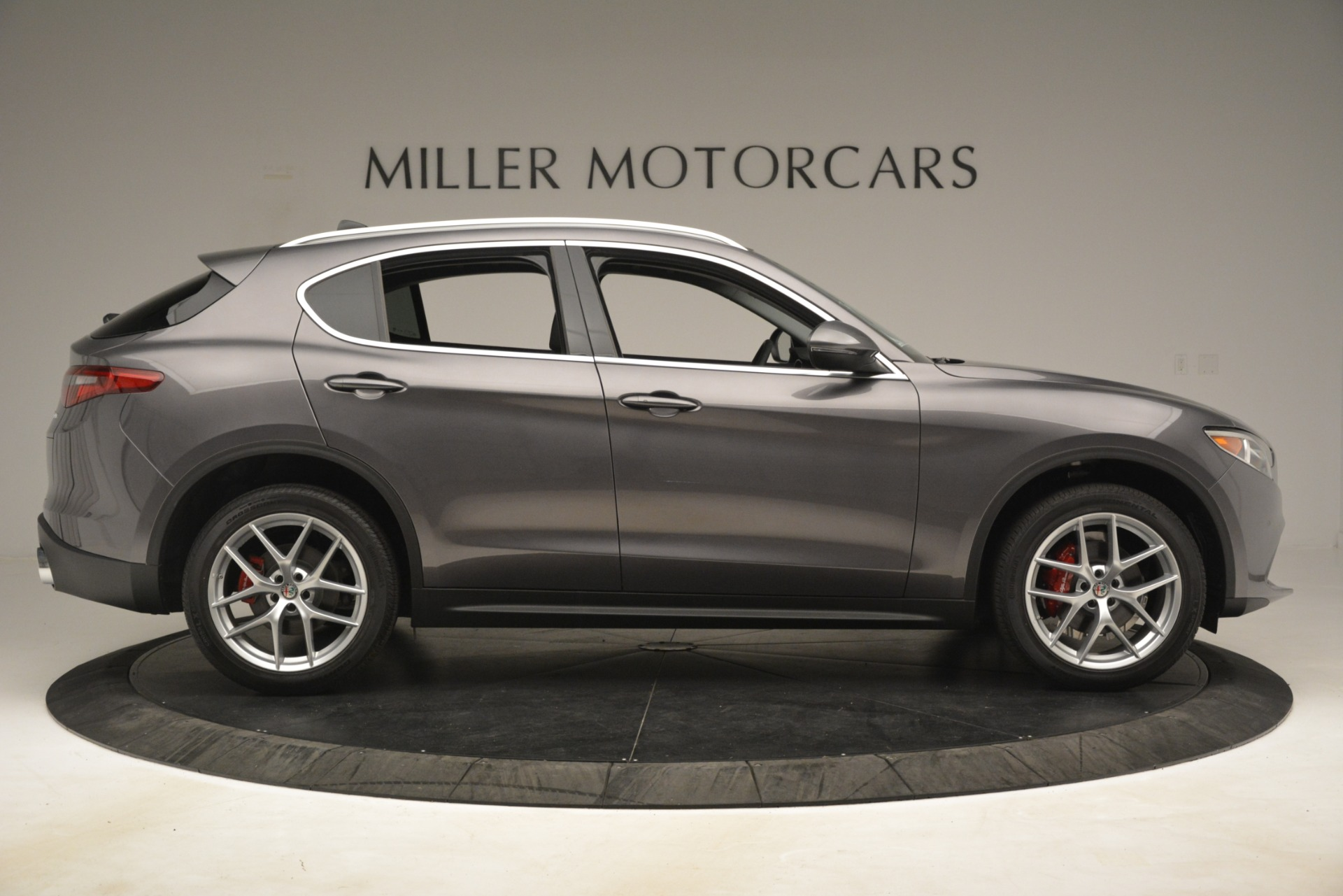 New 2019 Alfa Romeo Stelvio Ti Lusso Q4 For Sale In Greenwich, CT. Alfa Romeo of Greenwich, L614 3129_p9