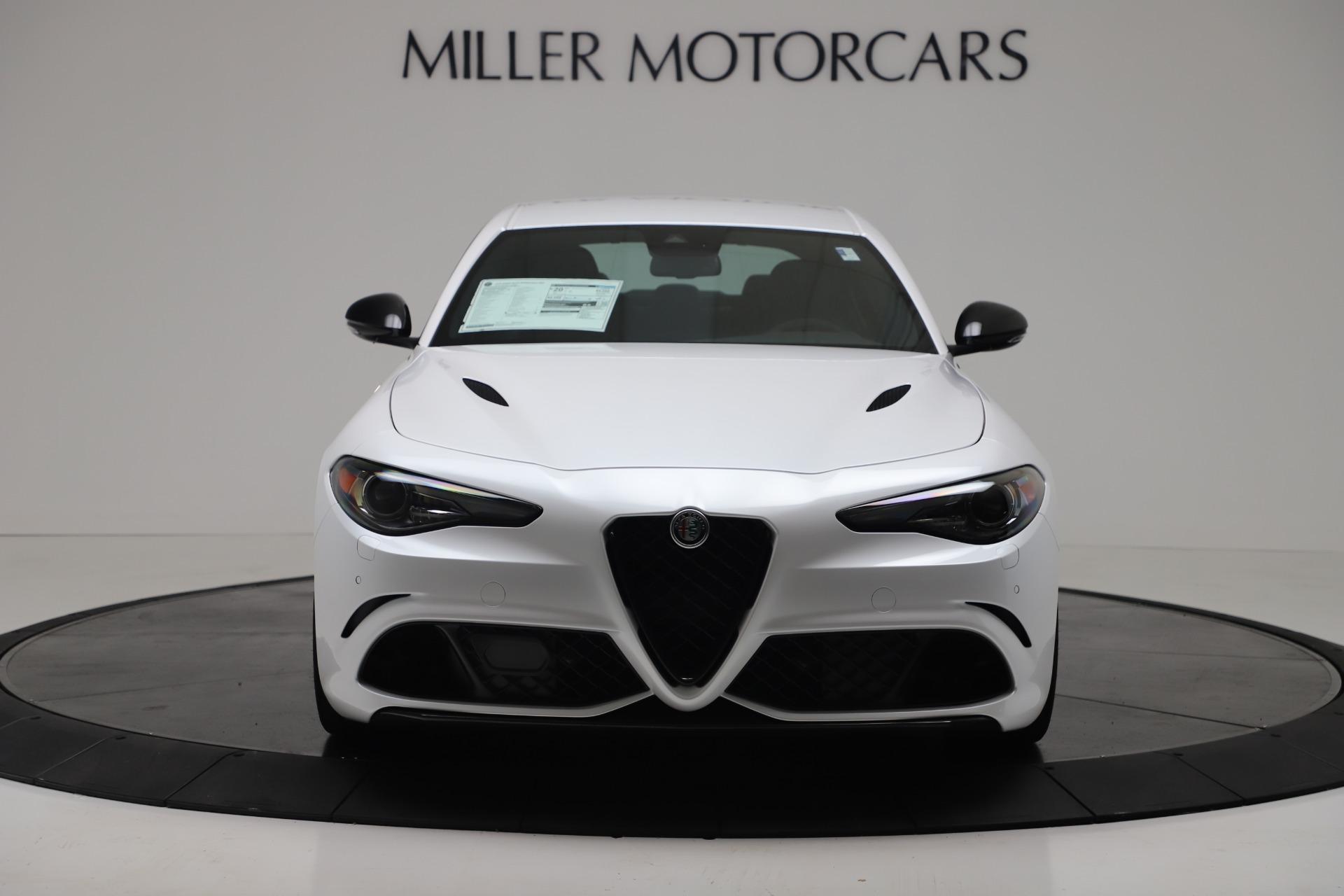 New 2019 Alfa Romeo Giulia Quadrifoglio For Sale In Greenwich, CT. Alfa Romeo of Greenwich, L615 3130_p12
