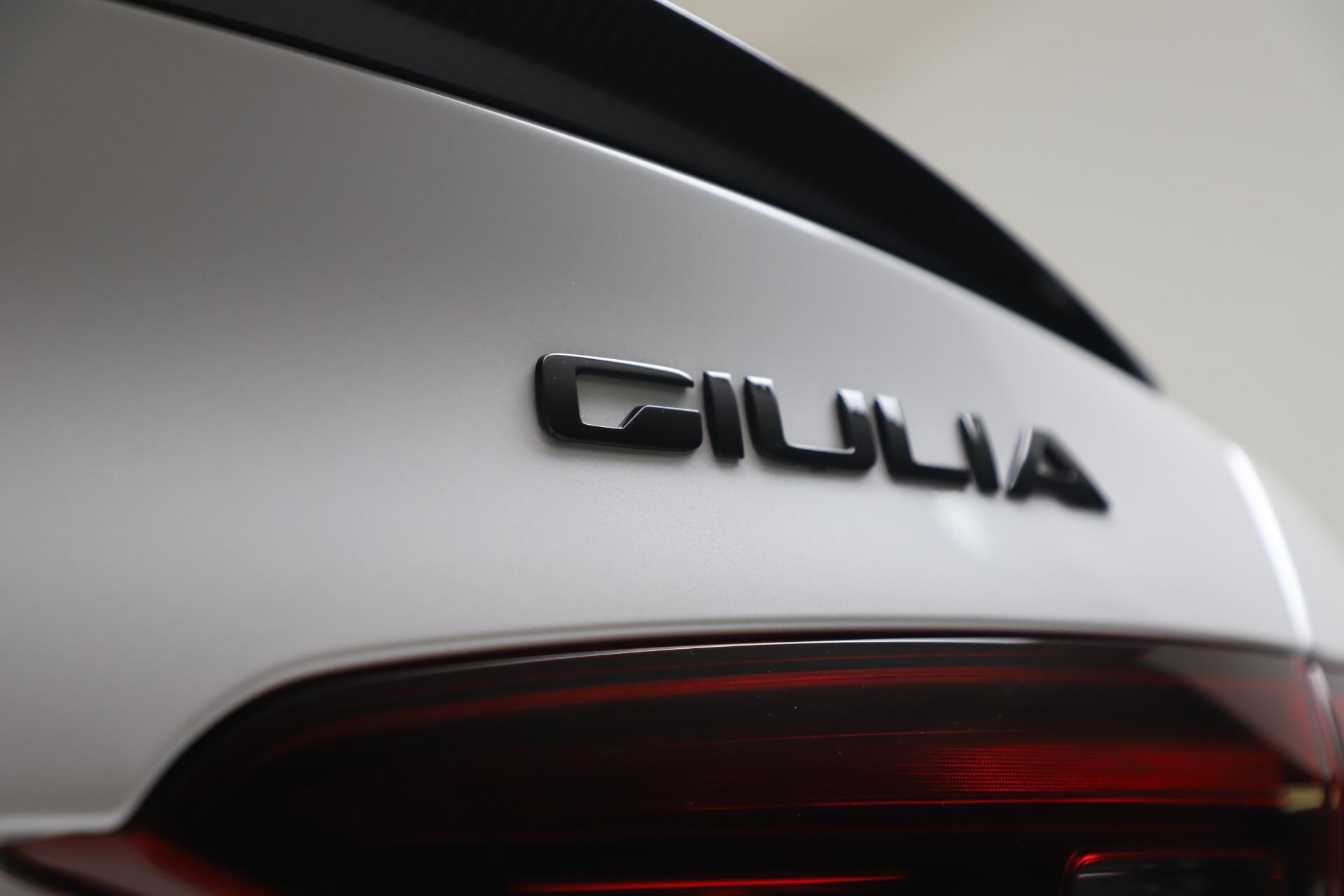 New 2019 Alfa Romeo Giulia Quadrifoglio For Sale In Greenwich, CT. Alfa Romeo of Greenwich, L615 3130_p35