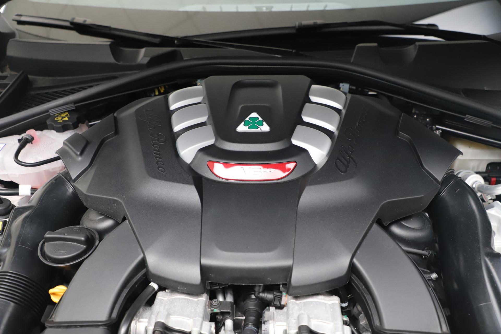 New 2019 Alfa Romeo Giulia Quadrifoglio For Sale In Greenwich, CT. Alfa Romeo of Greenwich, L615 3130_p39
