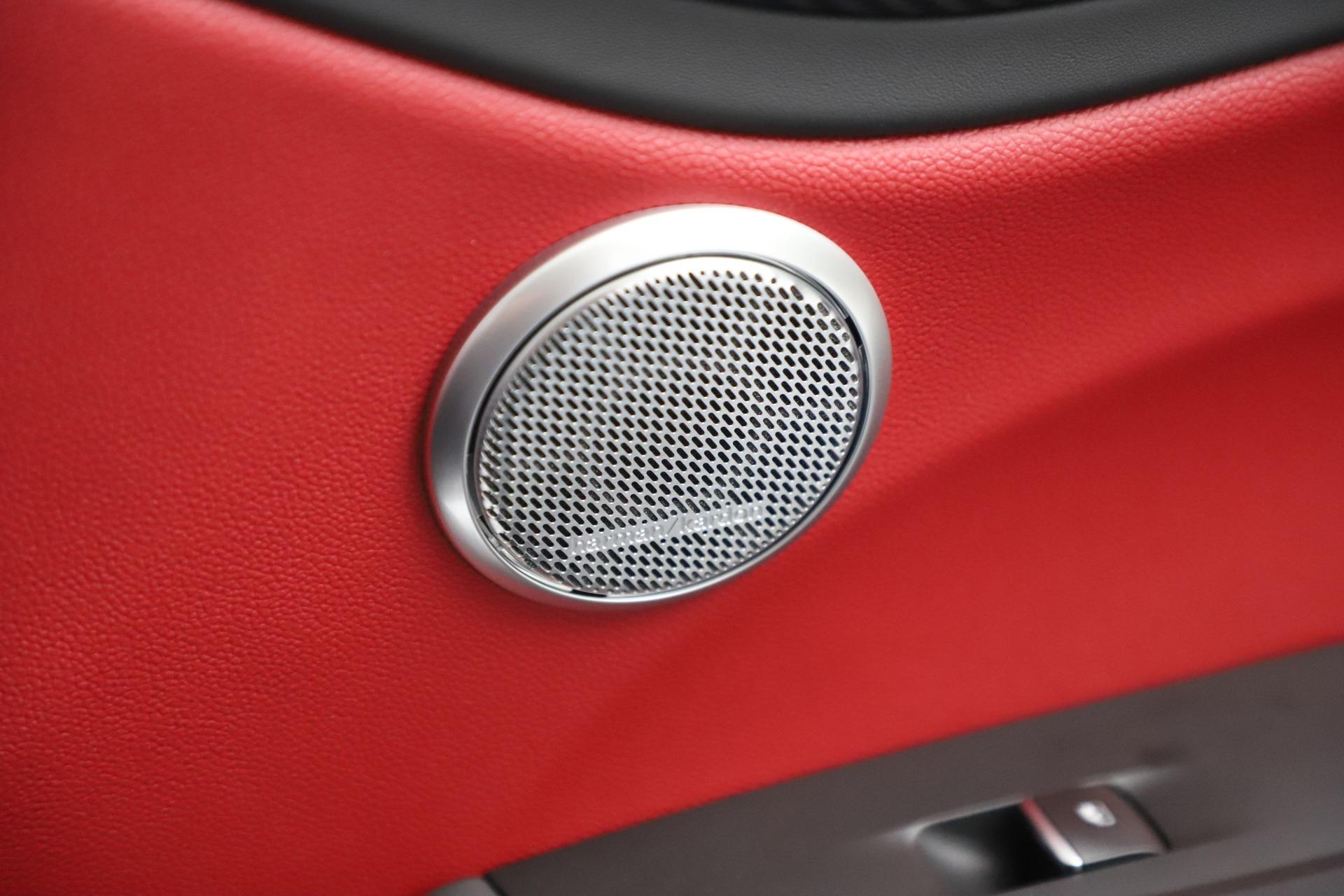New 2019 Alfa Romeo Giulia Quadrifoglio For Sale In Greenwich, CT. Alfa Romeo of Greenwich, L615 3130_p43
