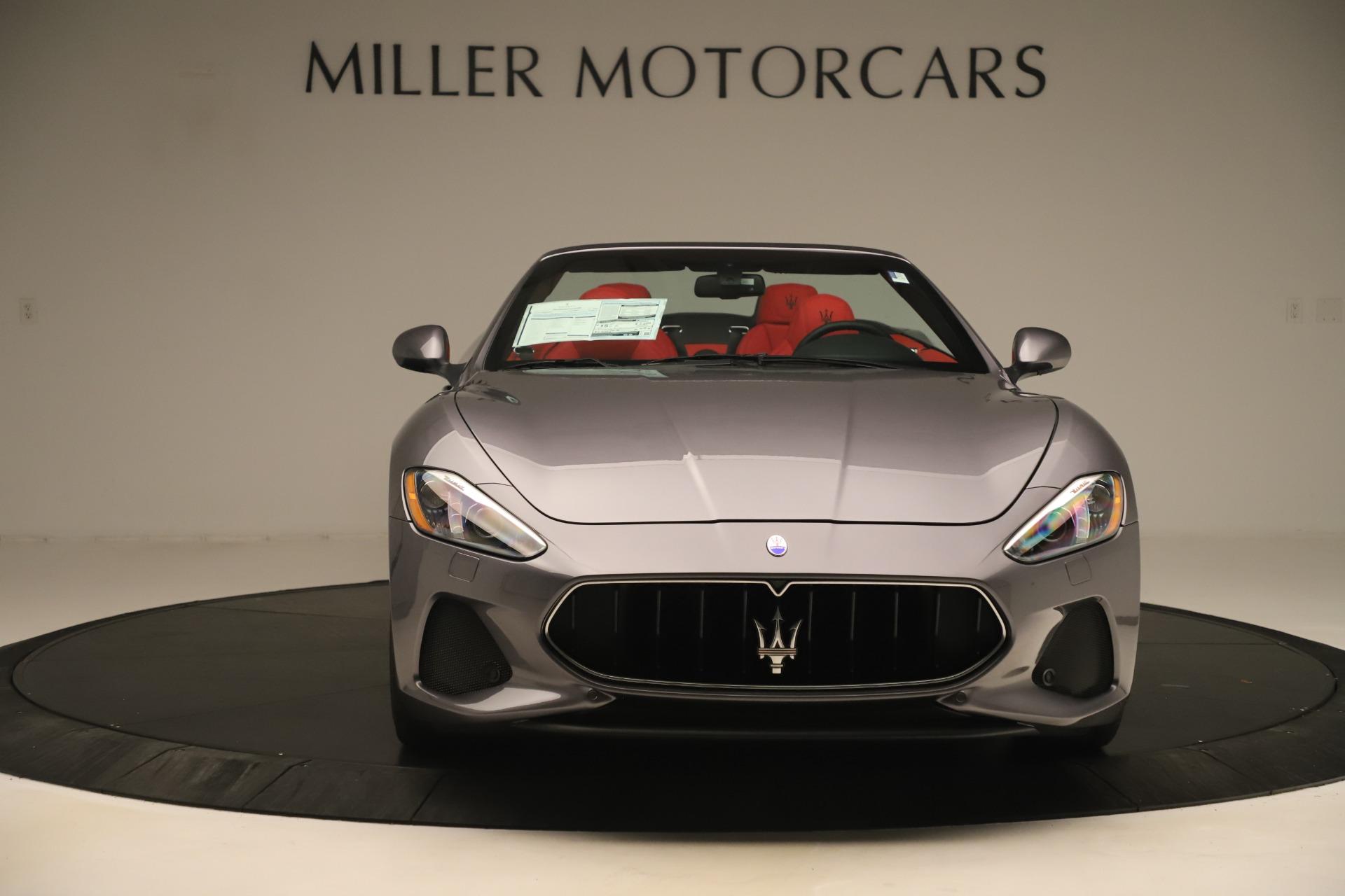 New 2018 Maserati GranTurismo Sport Convertible For Sale In Greenwich, CT. Alfa Romeo of Greenwich, W685 3131_p12