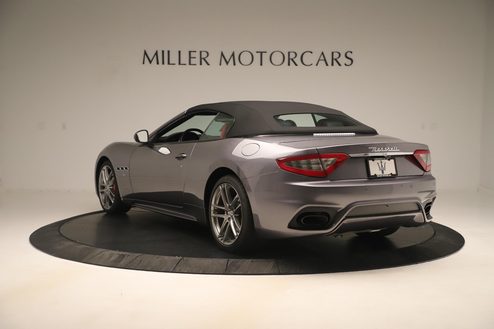 New 2018 Maserati GranTurismo Sport Convertible For Sale In Greenwich, CT. Alfa Romeo of Greenwich, W685 3131_p15