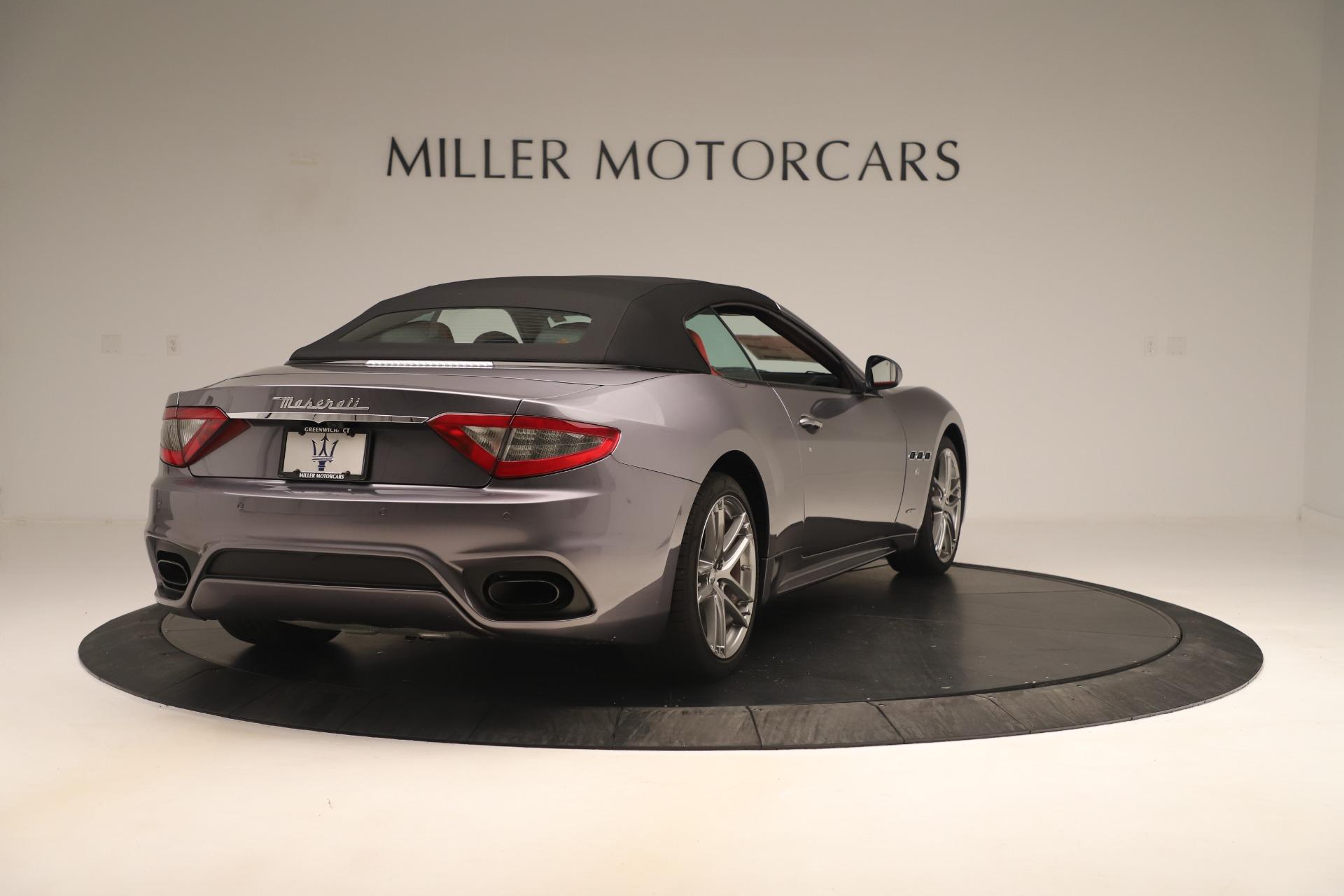 New 2018 Maserati GranTurismo Sport Convertible For Sale In Greenwich, CT. Alfa Romeo of Greenwich, W685 3131_p16