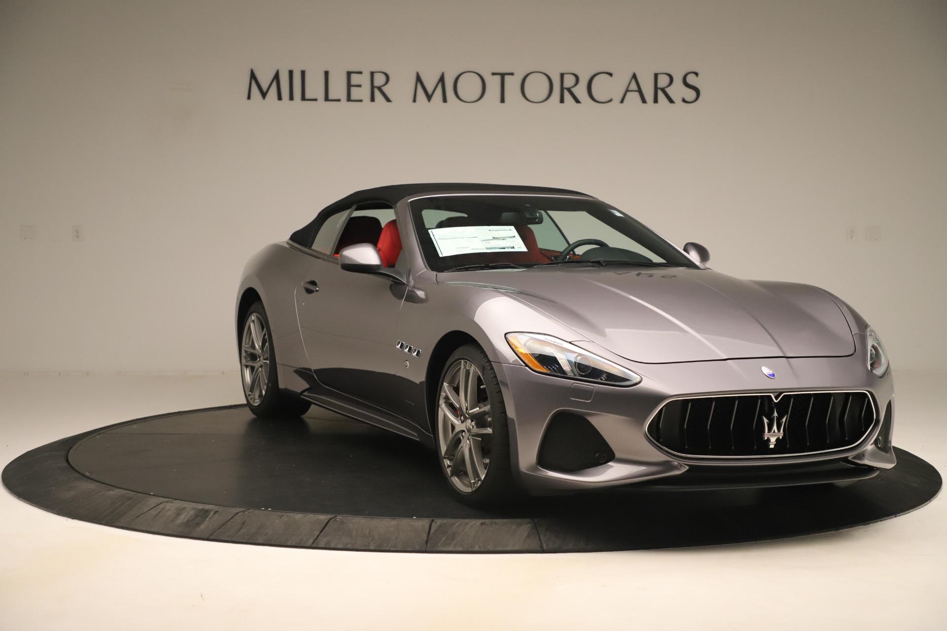 New 2018 Maserati GranTurismo Sport Convertible For Sale In Greenwich, CT. Alfa Romeo of Greenwich, W685 3131_p18
