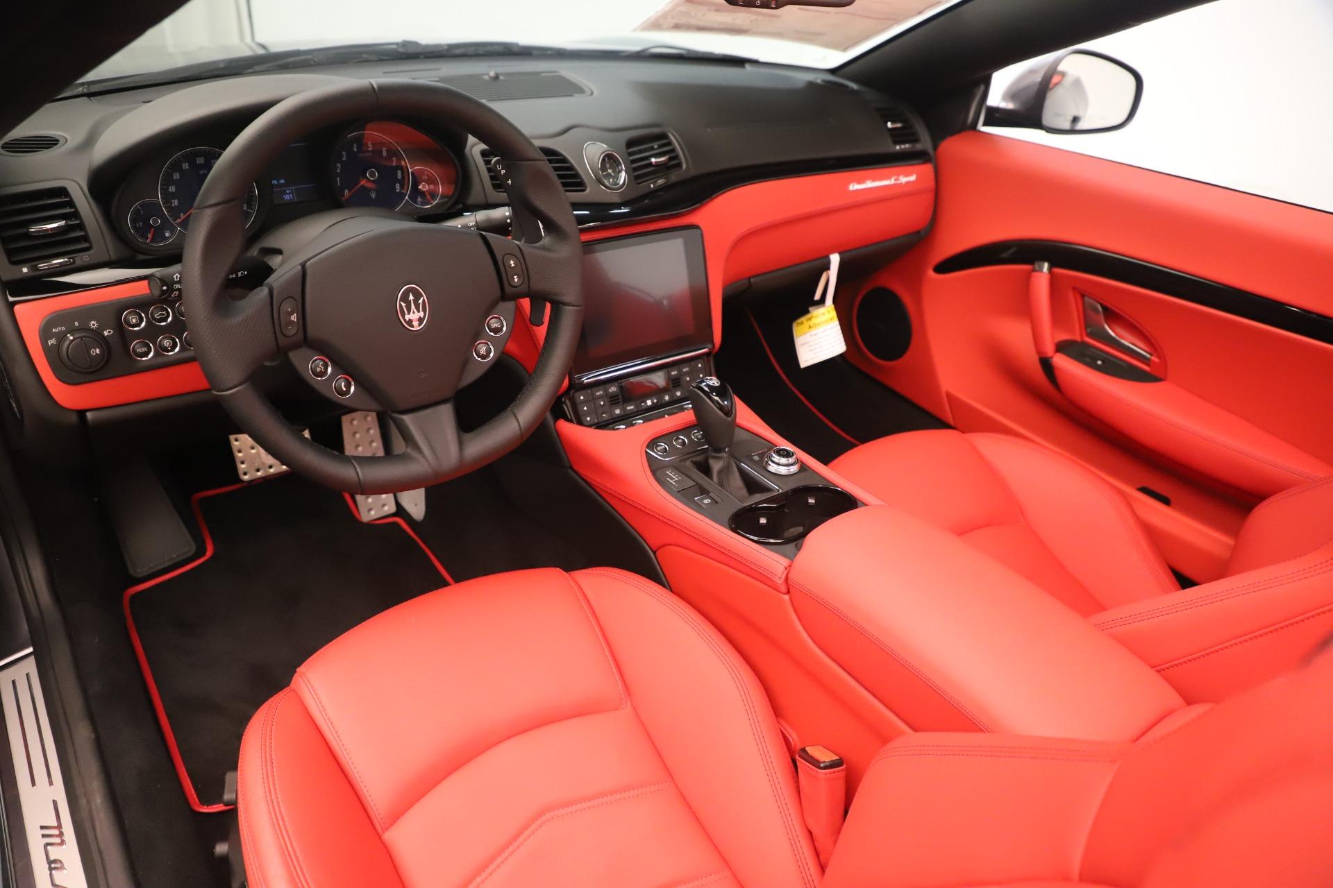 New 2018 Maserati GranTurismo Sport Convertible For Sale In Greenwich, CT. Alfa Romeo of Greenwich, W685 3131_p19
