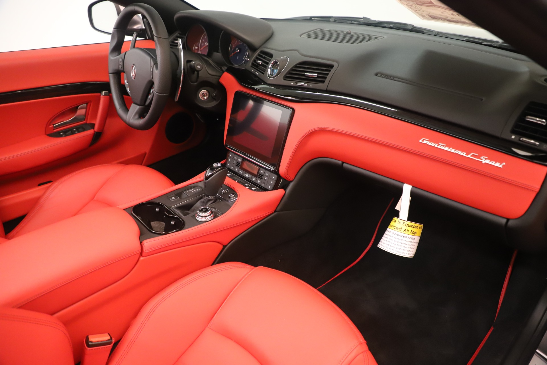 New 2018 Maserati GranTurismo Sport Convertible For Sale In Greenwich, CT. Alfa Romeo of Greenwich, W685 3131_p26
