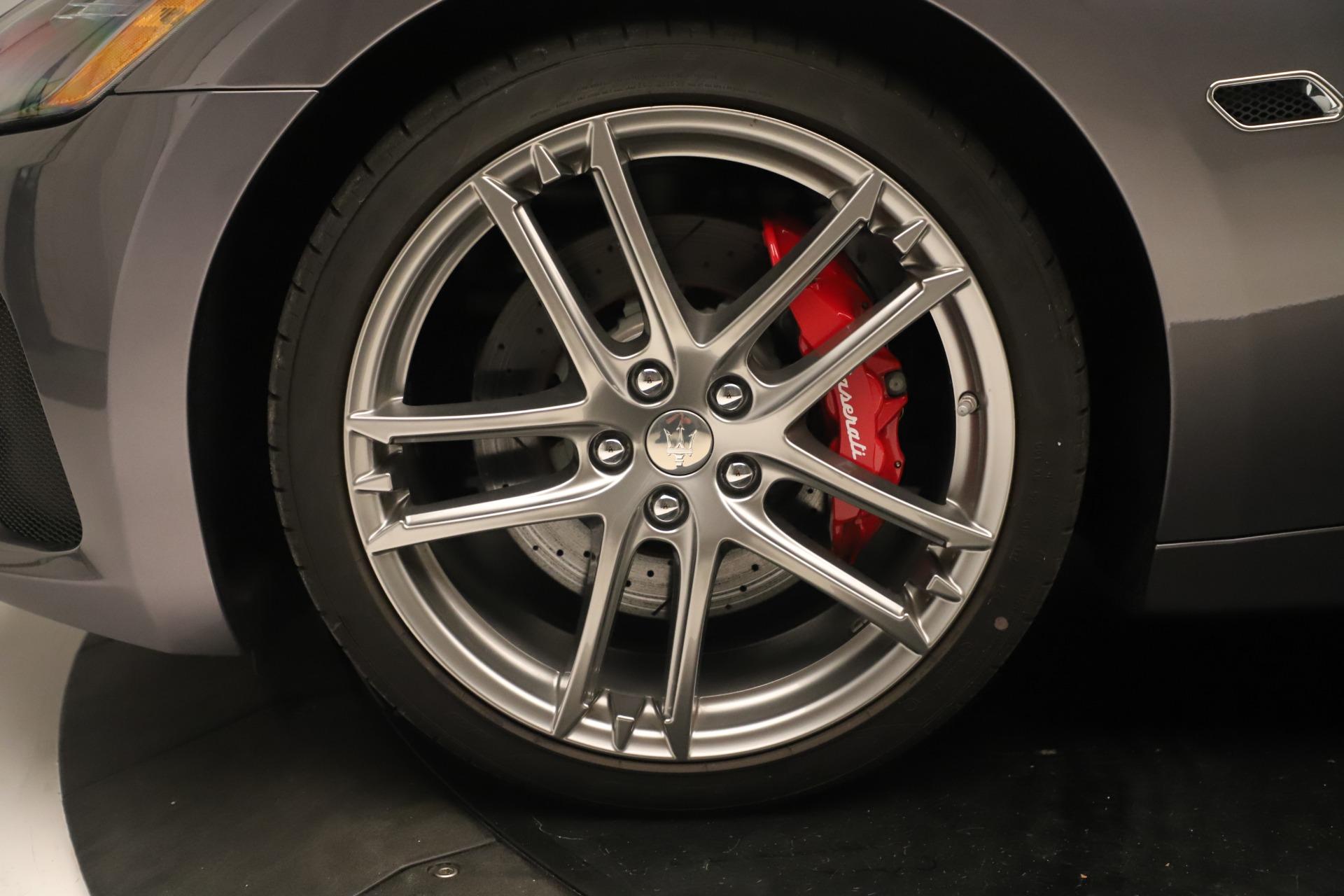 New 2018 Maserati GranTurismo Sport Convertible For Sale In Greenwich, CT. Alfa Romeo of Greenwich, W685 3131_p33
