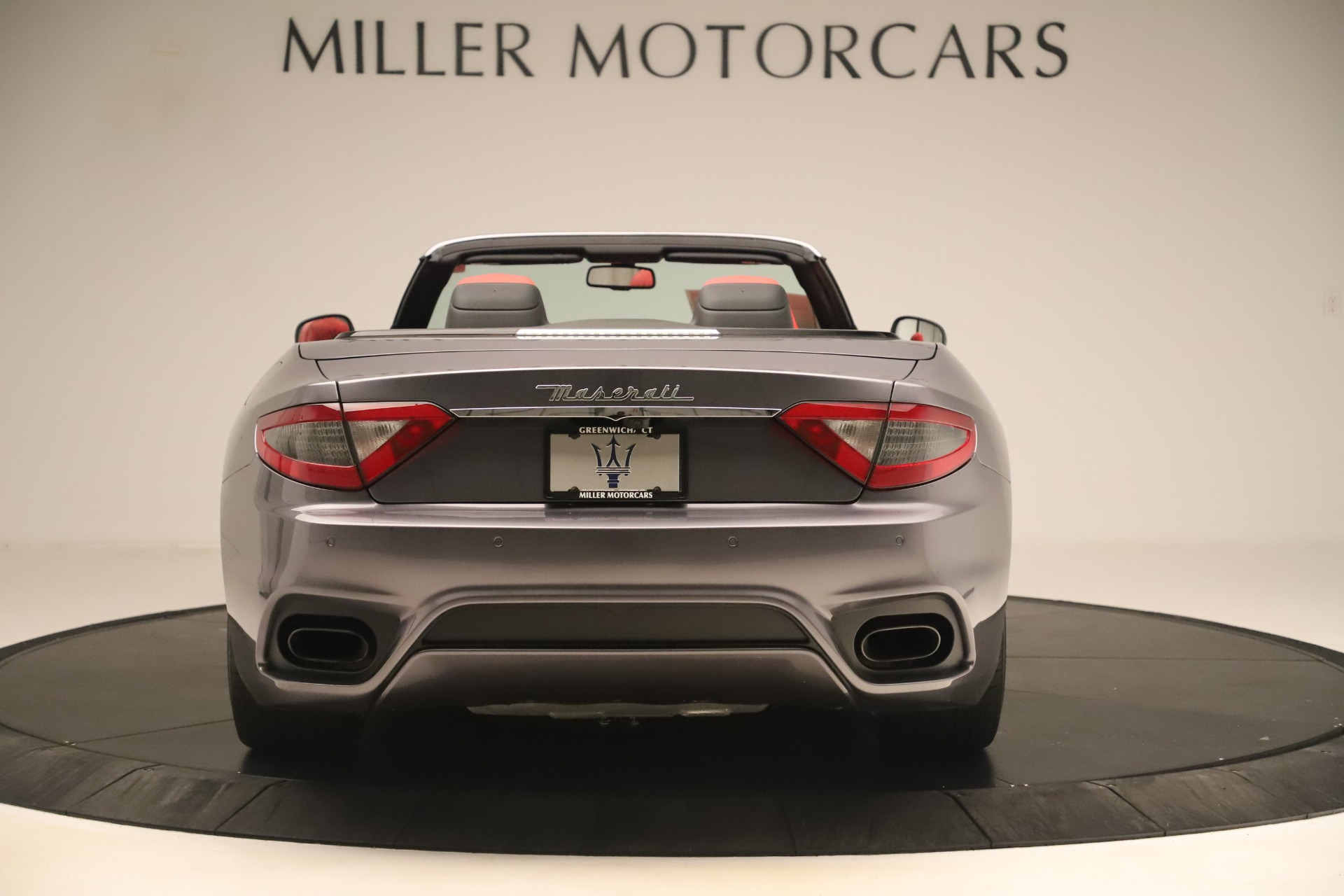 New 2018 Maserati GranTurismo Sport Convertible For Sale In Greenwich, CT. Alfa Romeo of Greenwich, W685 3131_p6