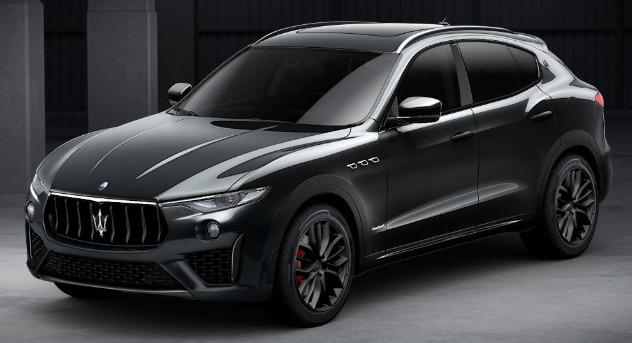 New 2019 Maserati Levante SQ4 GranSport Nerissimo For Sale In Greenwich, CT. Alfa Romeo of Greenwich, W686 3133_main