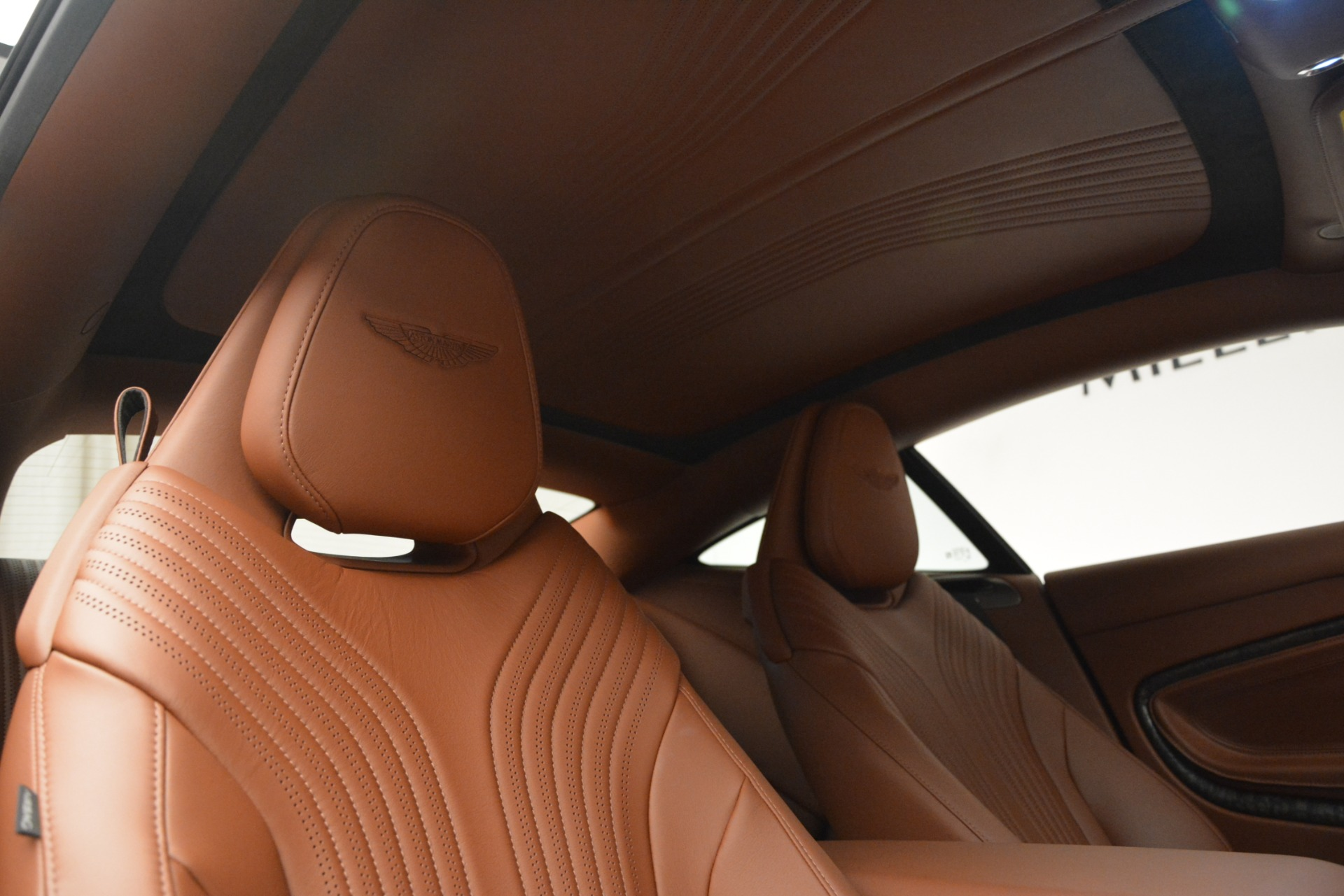 New 2019 Aston Martin DB11 V8 Coupe For Sale In Greenwich, CT. Alfa Romeo of Greenwich, A1345 3134_p19
