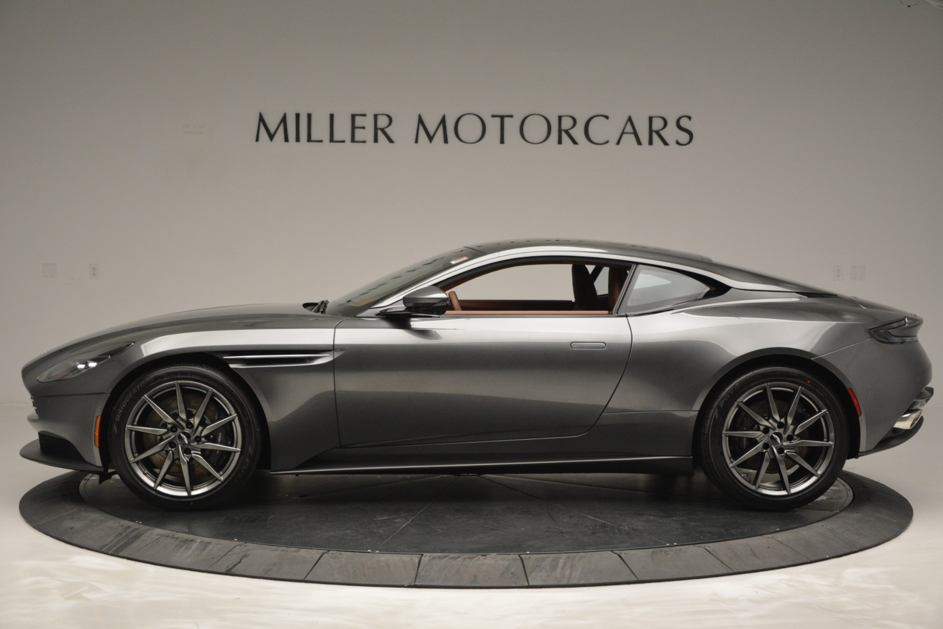 New 2019 Aston Martin DB11 V8 For Sale In Greenwich, CT. Alfa Romeo of Greenwich, A1345 3134_p3