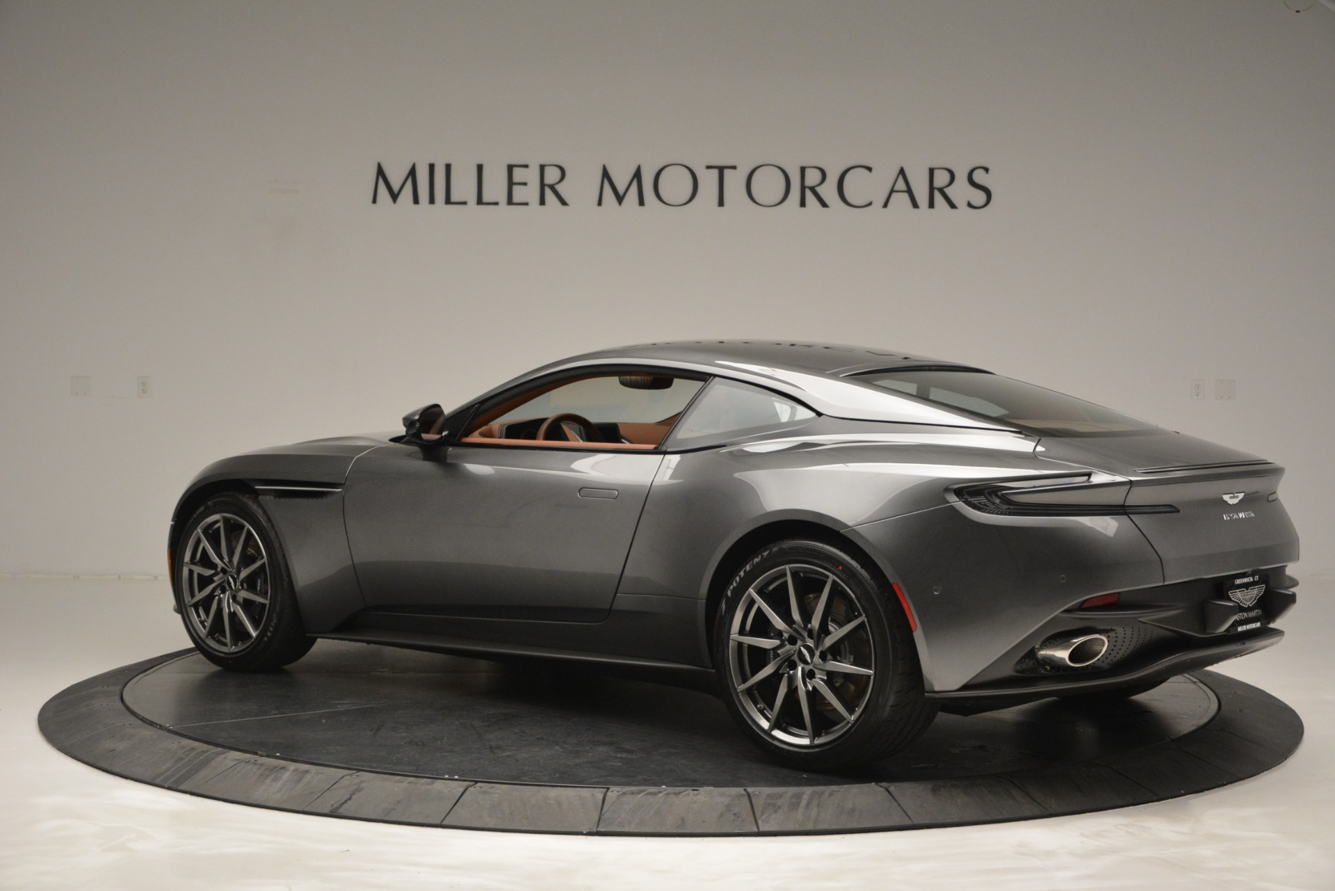 New 2019 Aston Martin DB11 V8 For Sale In Greenwich, CT. Alfa Romeo of Greenwich, A1345 3134_p4