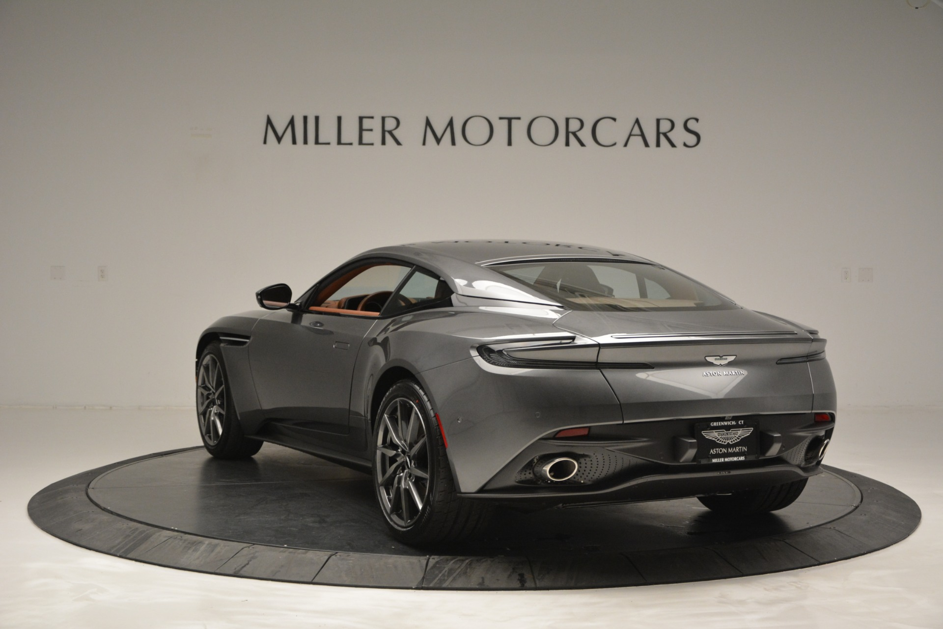 New 2019 Aston Martin DB11 V8 For Sale In Greenwich, CT. Alfa Romeo of Greenwich, A1345 3134_p5