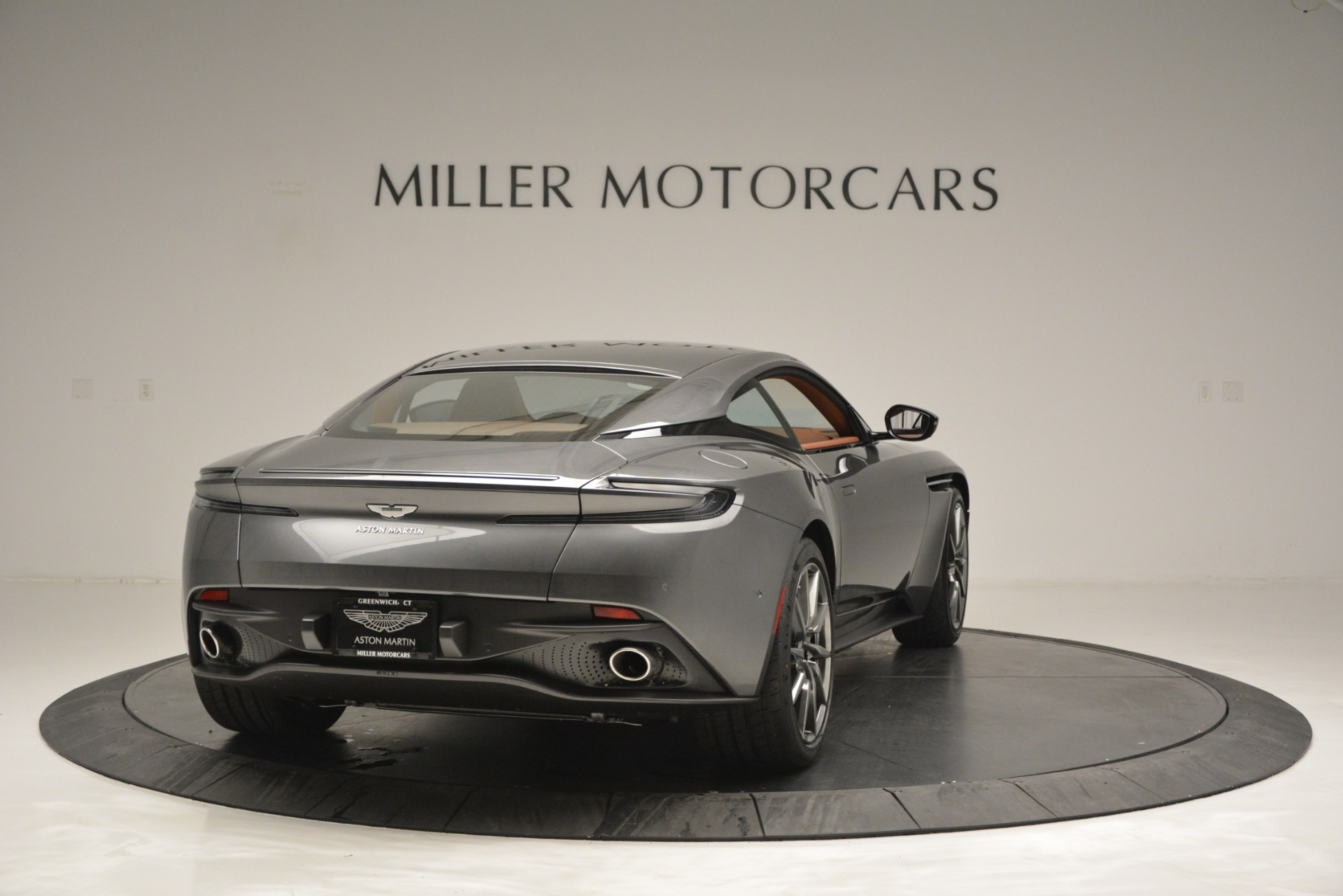 New 2019 Aston Martin DB11 V8 For Sale In Greenwich, CT. Alfa Romeo of Greenwich, A1345 3134_p7