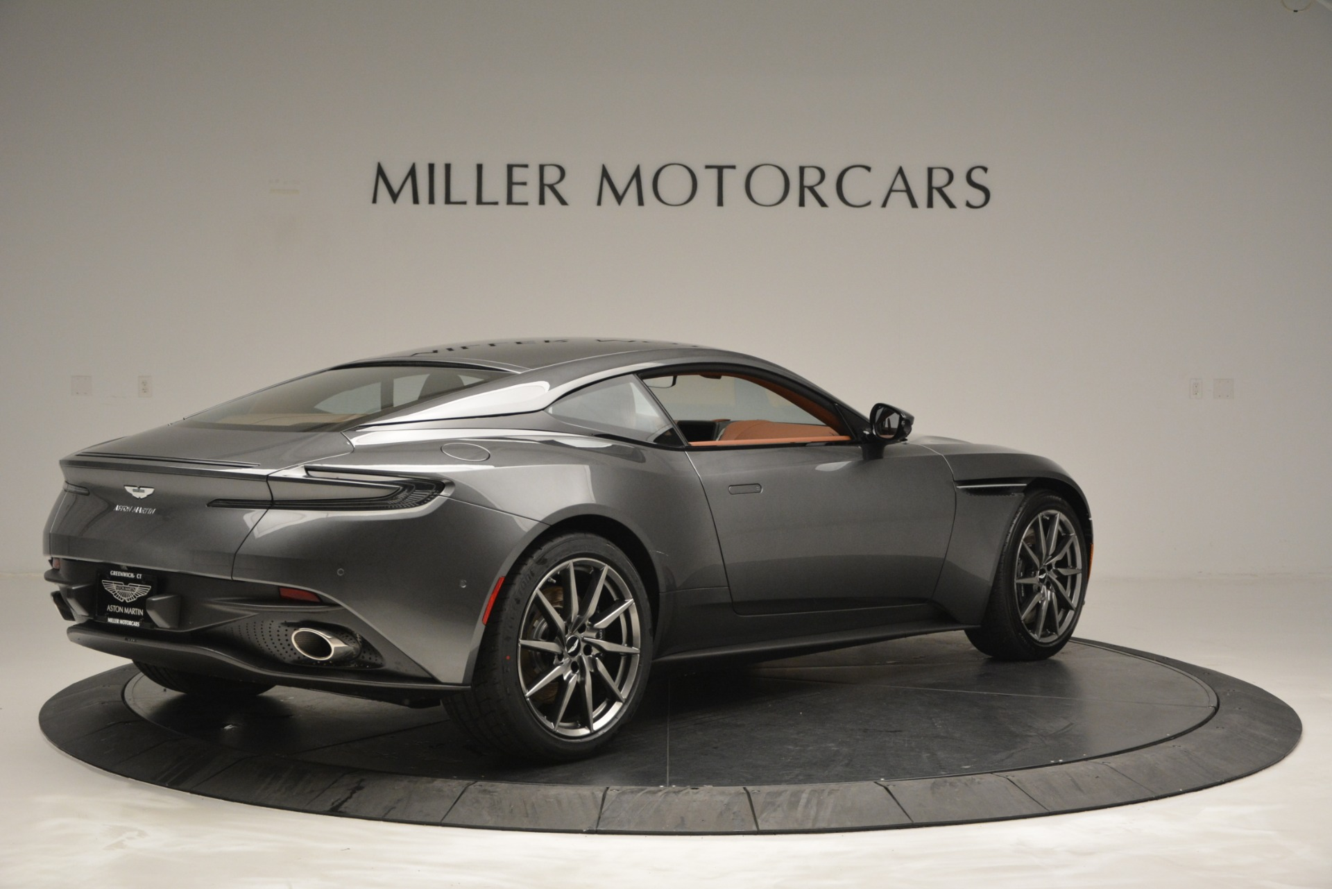 New 2019 Aston Martin DB11 V8 For Sale In Greenwich, CT. Alfa Romeo of Greenwich, A1345 3134_p8
